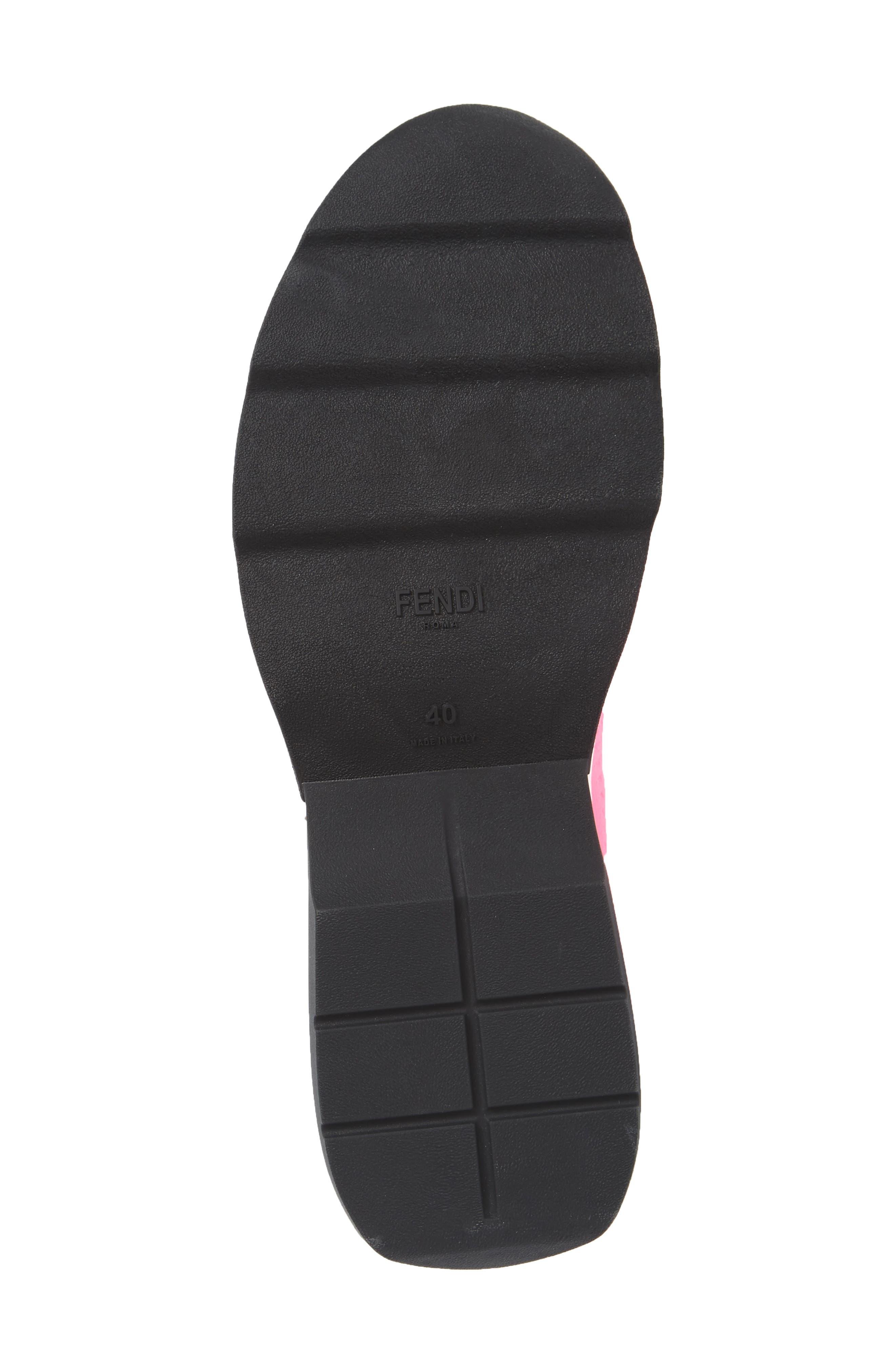 Rocko-Top Sock Sneaker,                             Alternate thumbnail 6, color,                             Pink