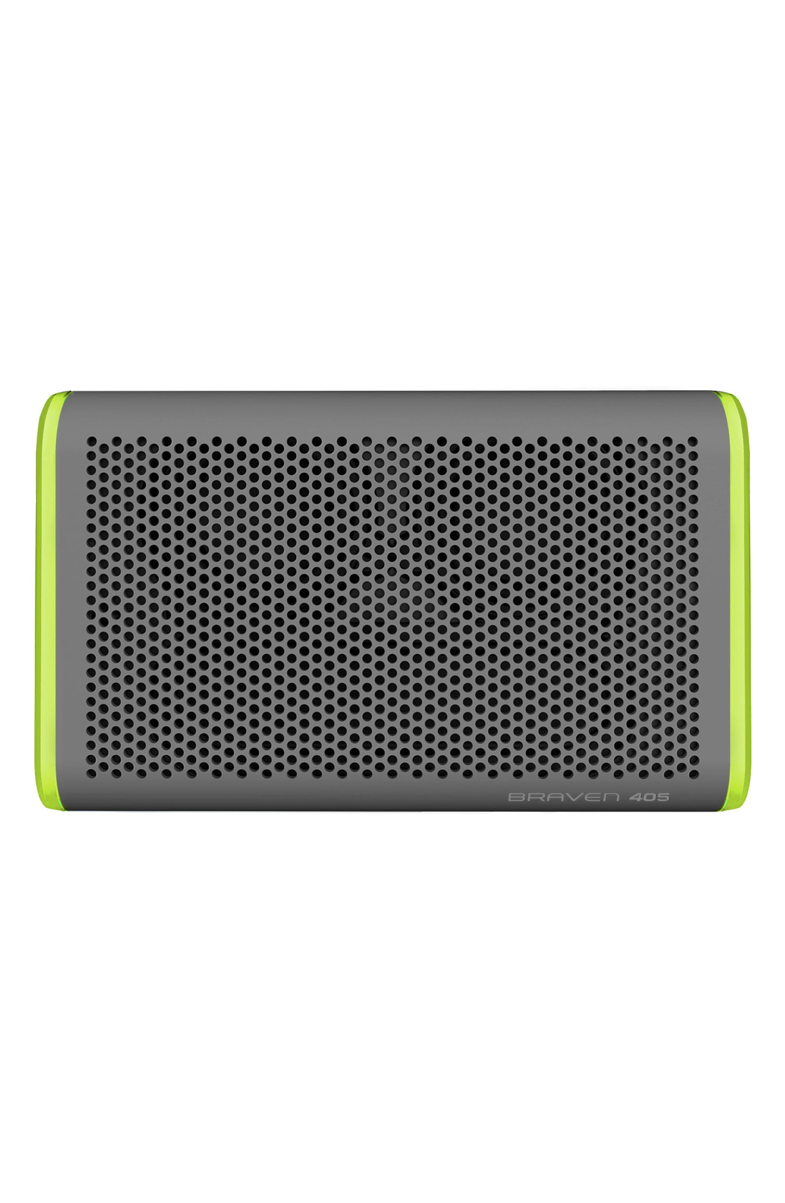 BRAVEN 405 Portable Waterproof Bluetooth Speaker