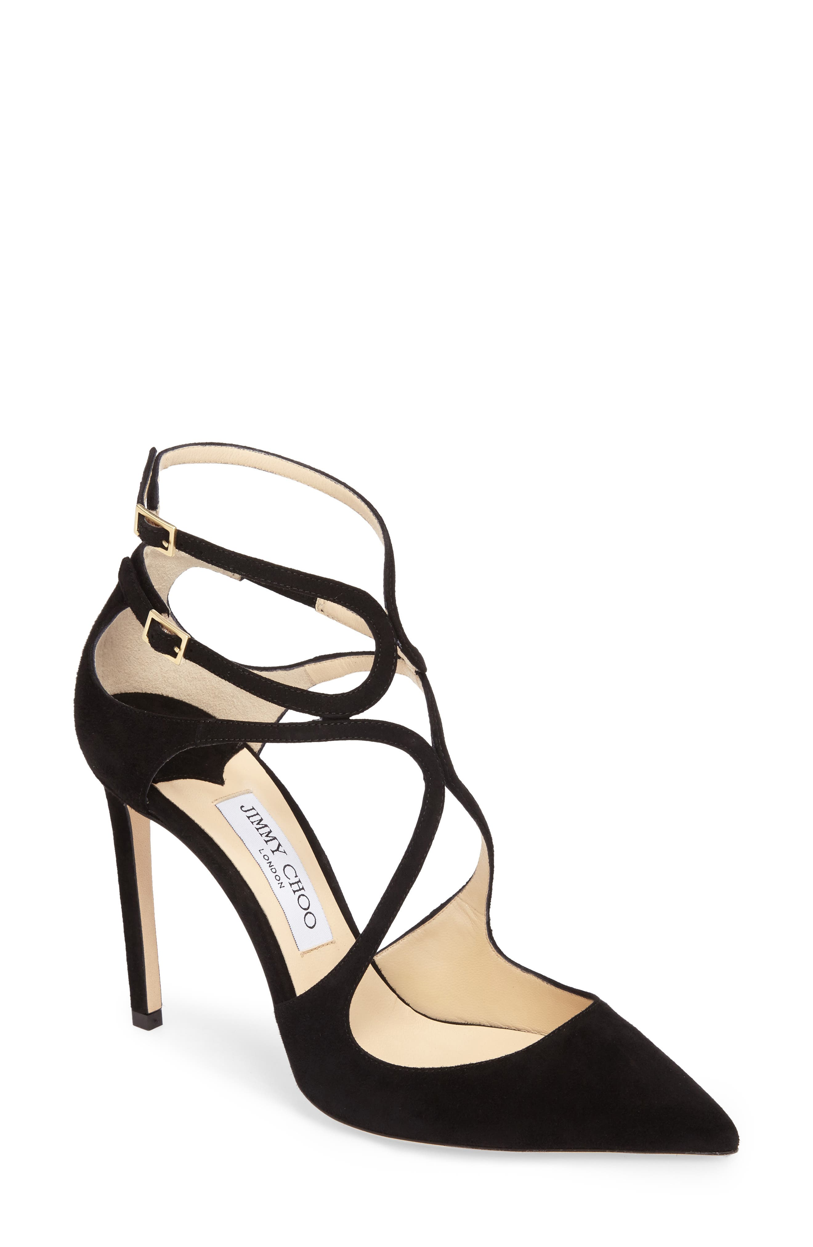 Jimmy Choo Lancer Strappy Pump (Women)
