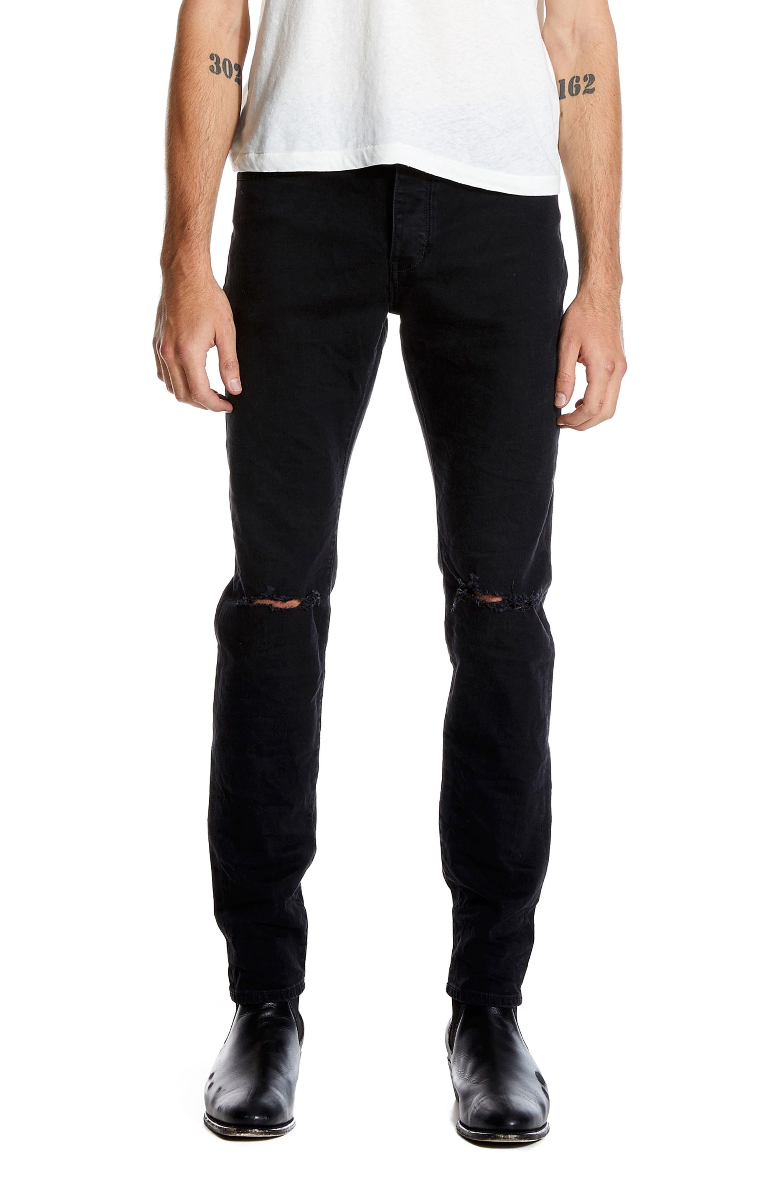 NEUW Iggy Skinny Fit Jeans (Vicious)