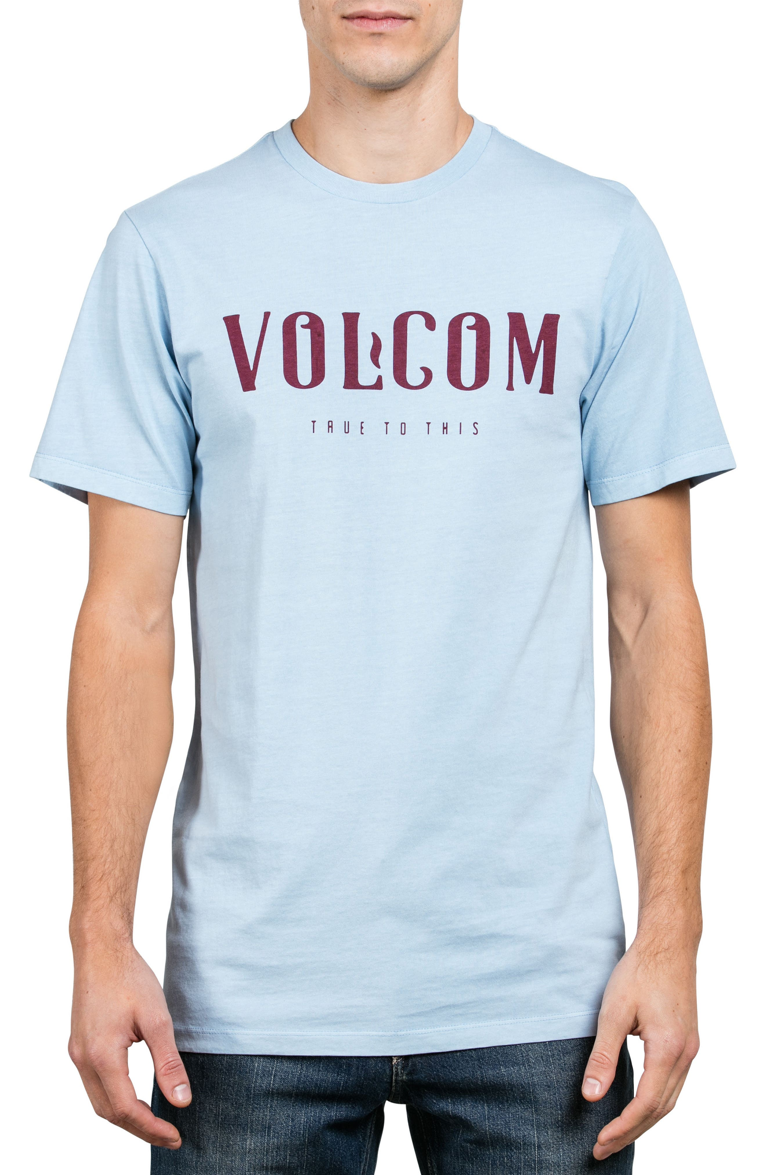 Alternate Image 1 Selected - Volcom Toasted Graphic T-Shirt