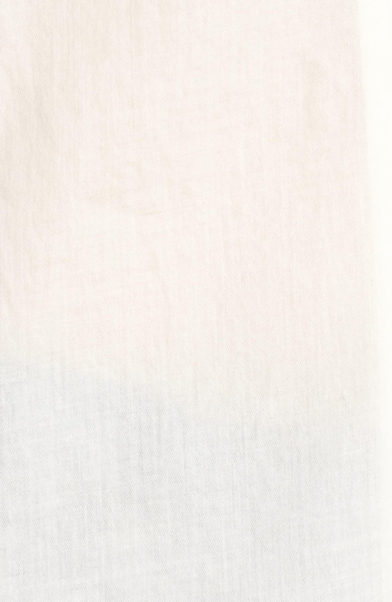 Alternate Image 5  - James Perse Placket Shirt
