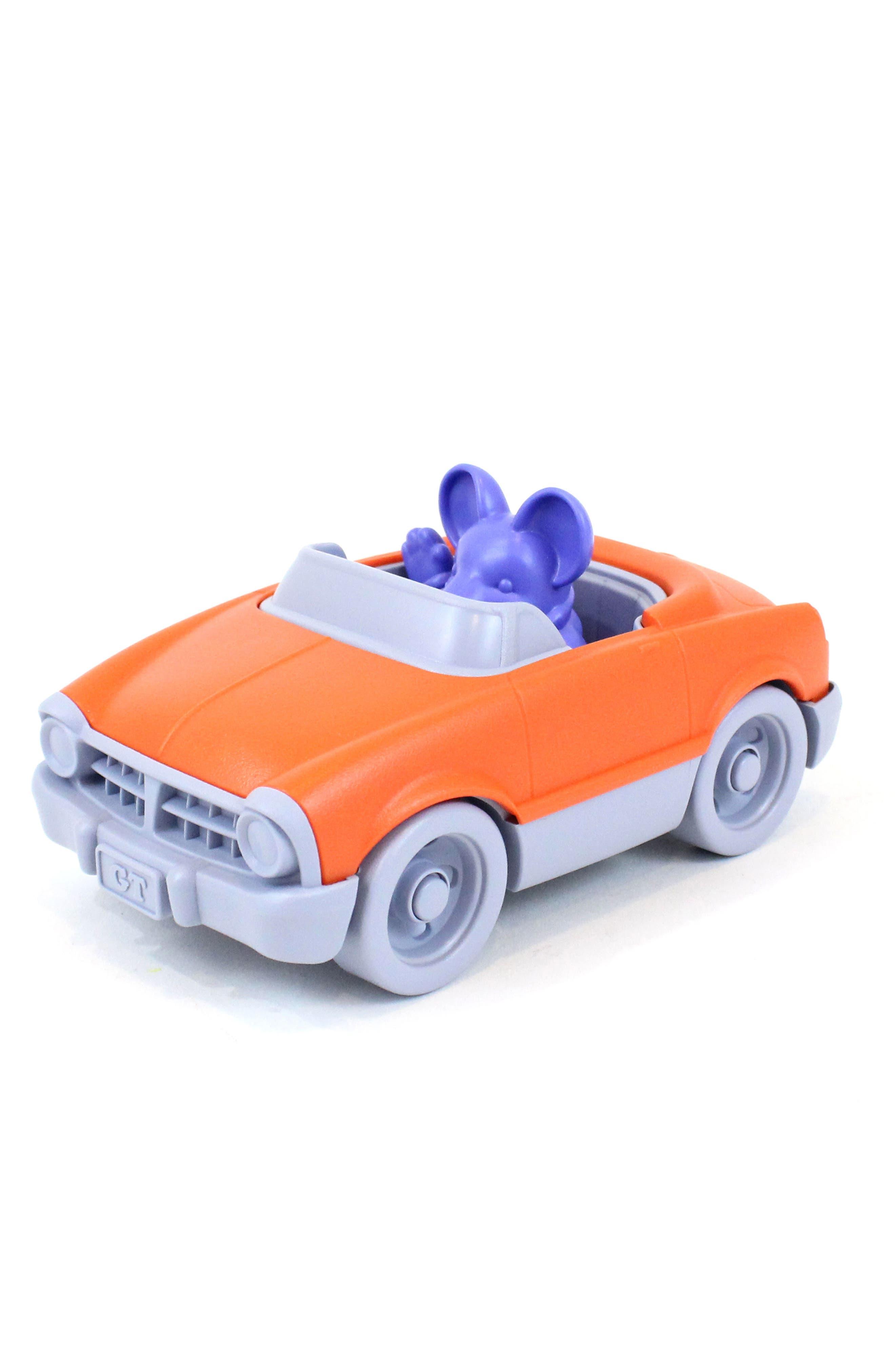 Two-Piece Convertible Car Toy,                             Alternate thumbnail 2, color,                             Orange