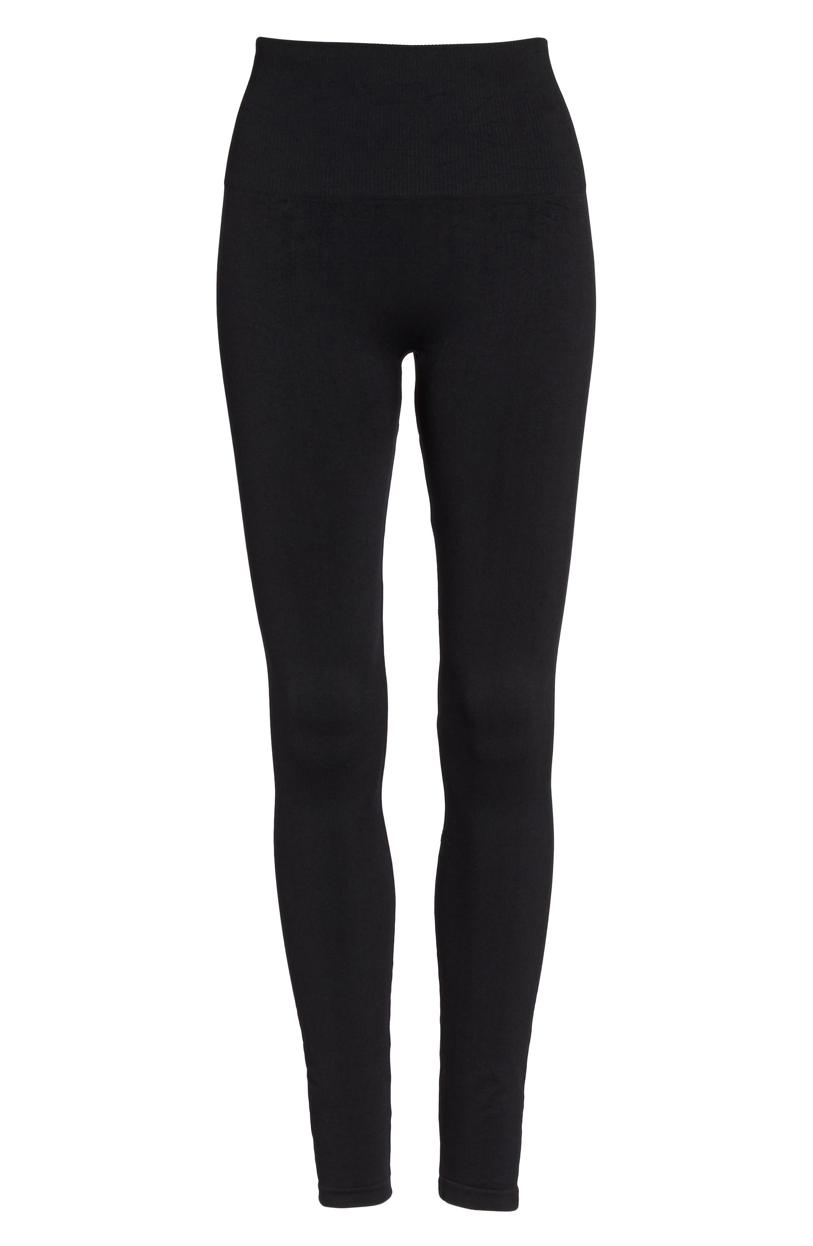 Alternate Image 6  - Climawear Staple High Waist Leggings