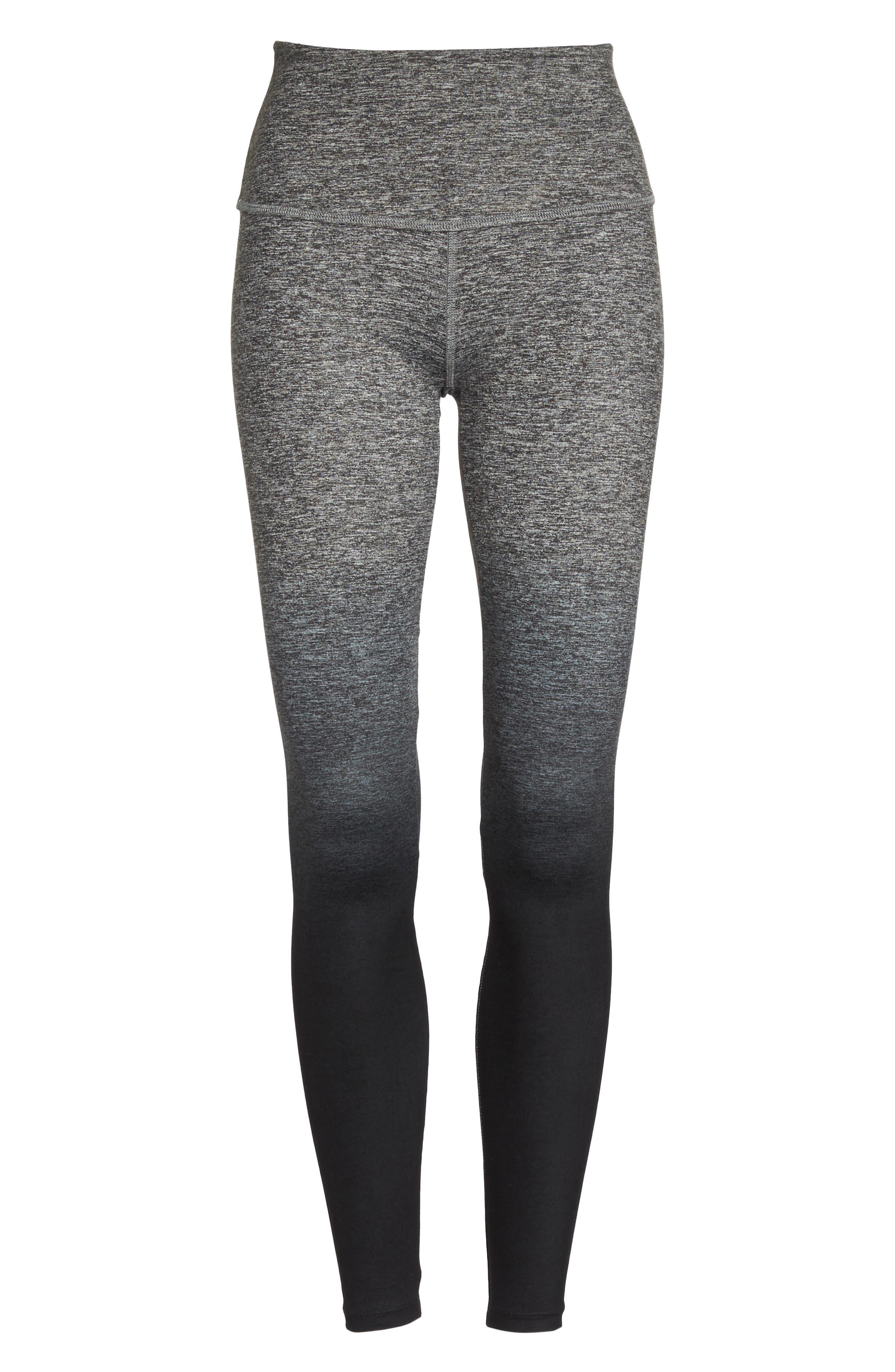 Alternate Image 6  - Beyond Yoga Space Dye High Waist Leggings