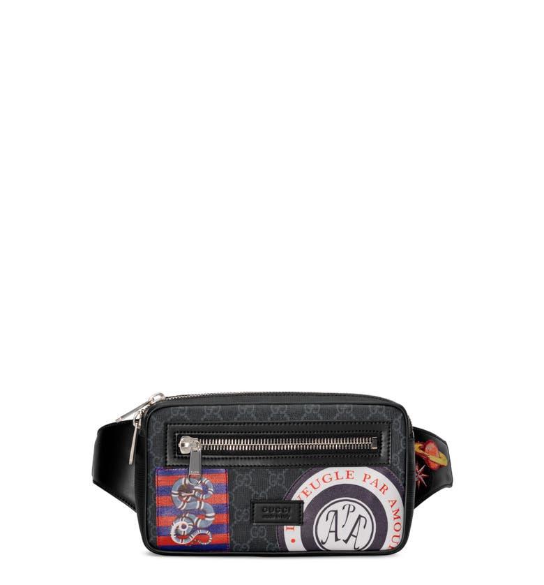 b916d09906164f Gucci Night Courrier Soft Gg Supreme Belt Bag Farfetch | 2019 trends |  xoosha