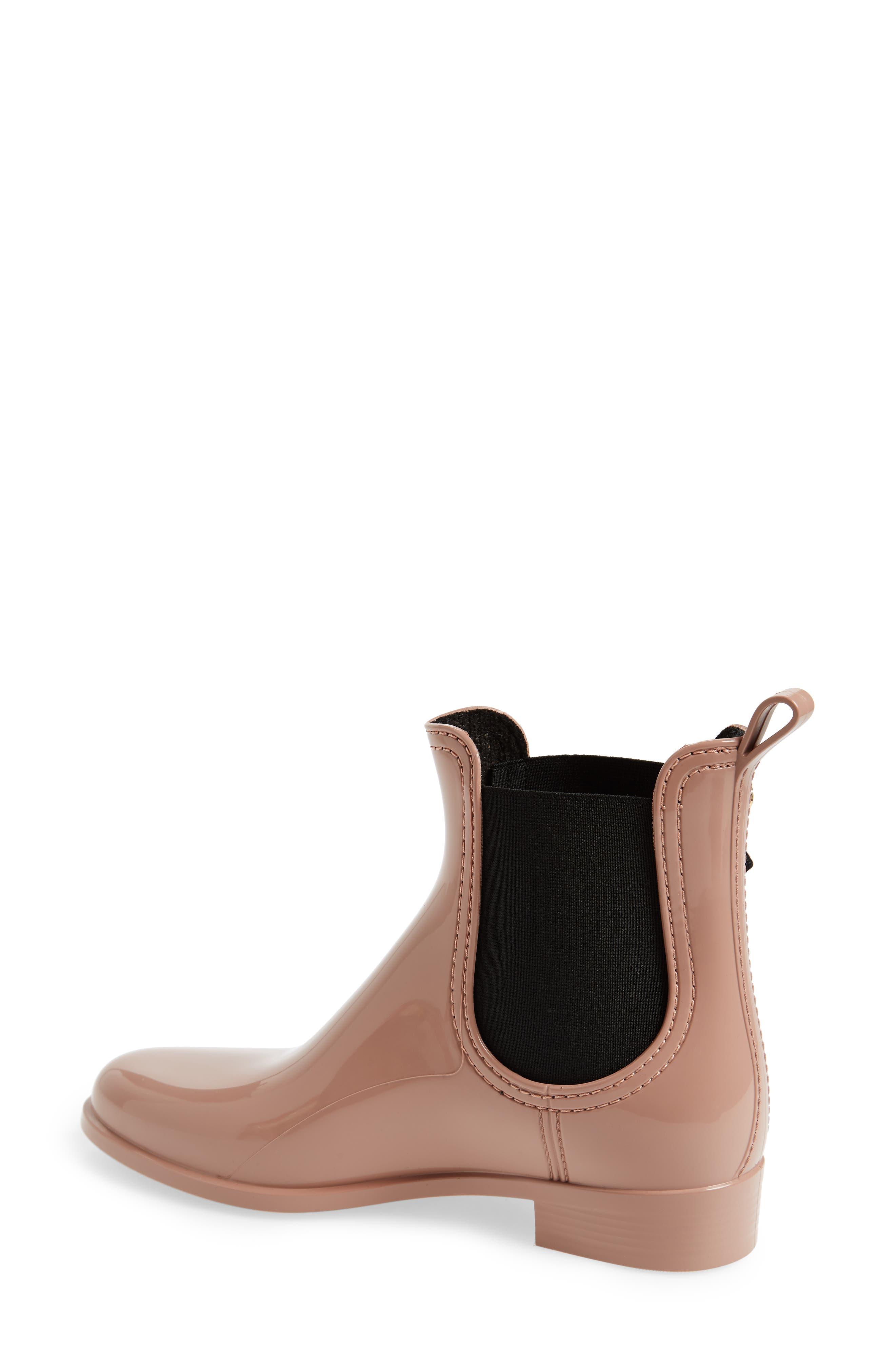 Alternate Image 2  - Lemon Jelly Haley Waterproof Chelsea Boot (Women)