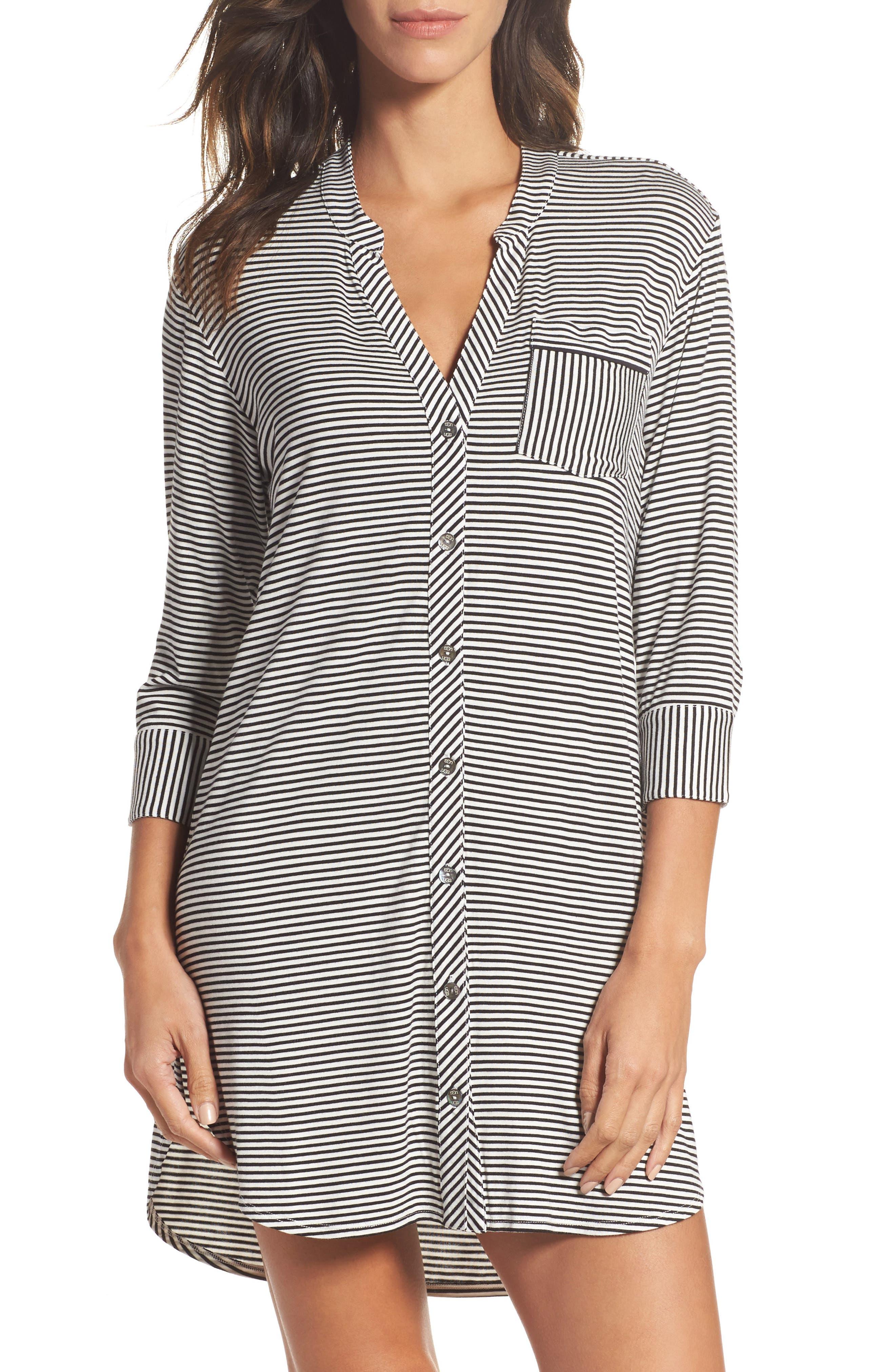Alternate Image 1 Selected - UGG® Vivian Sleep Shirt