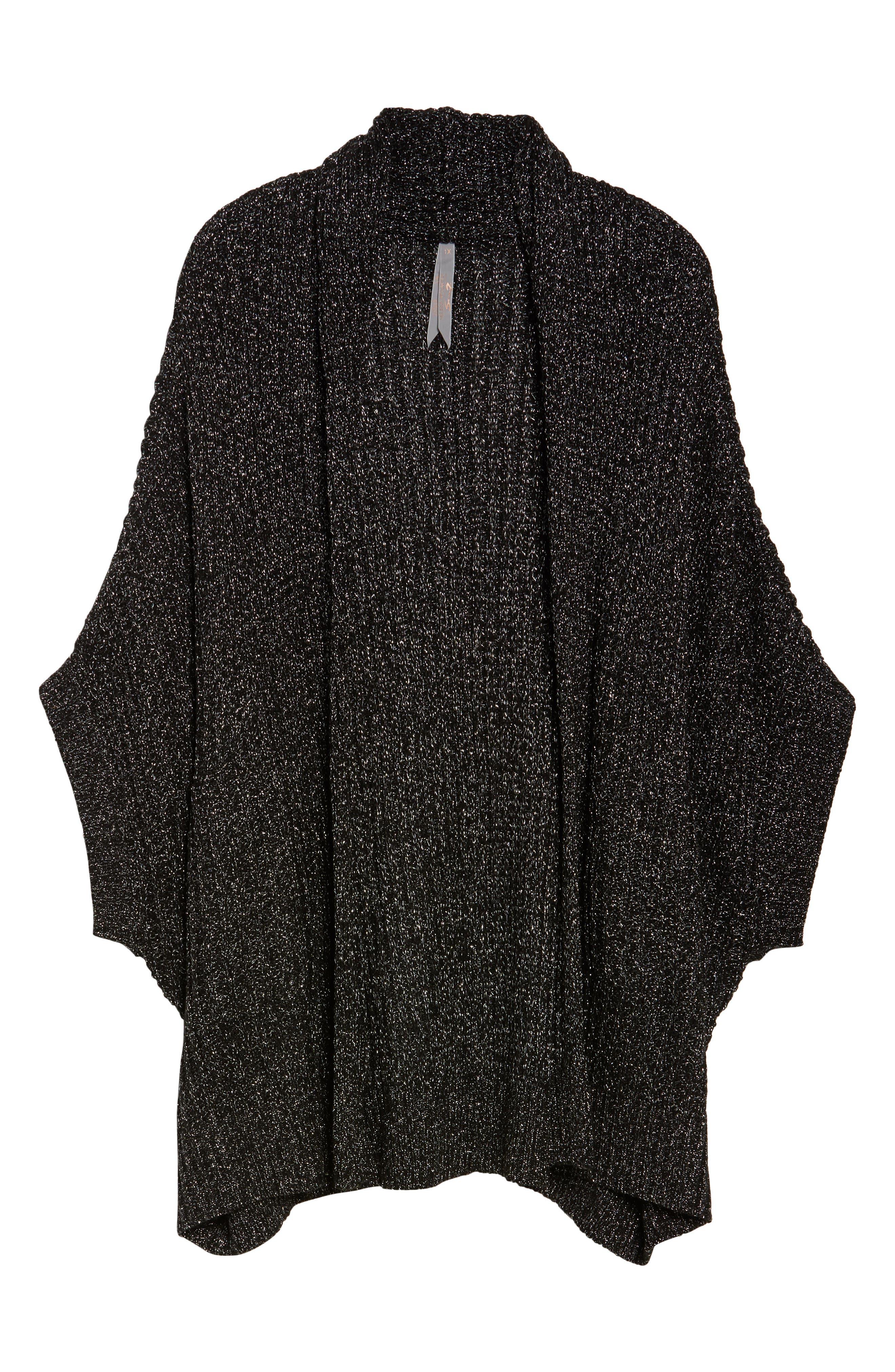 Alternate Image 6  - Melissa McCarthy Seven7 Cocoon Cardigan (Plus Size)