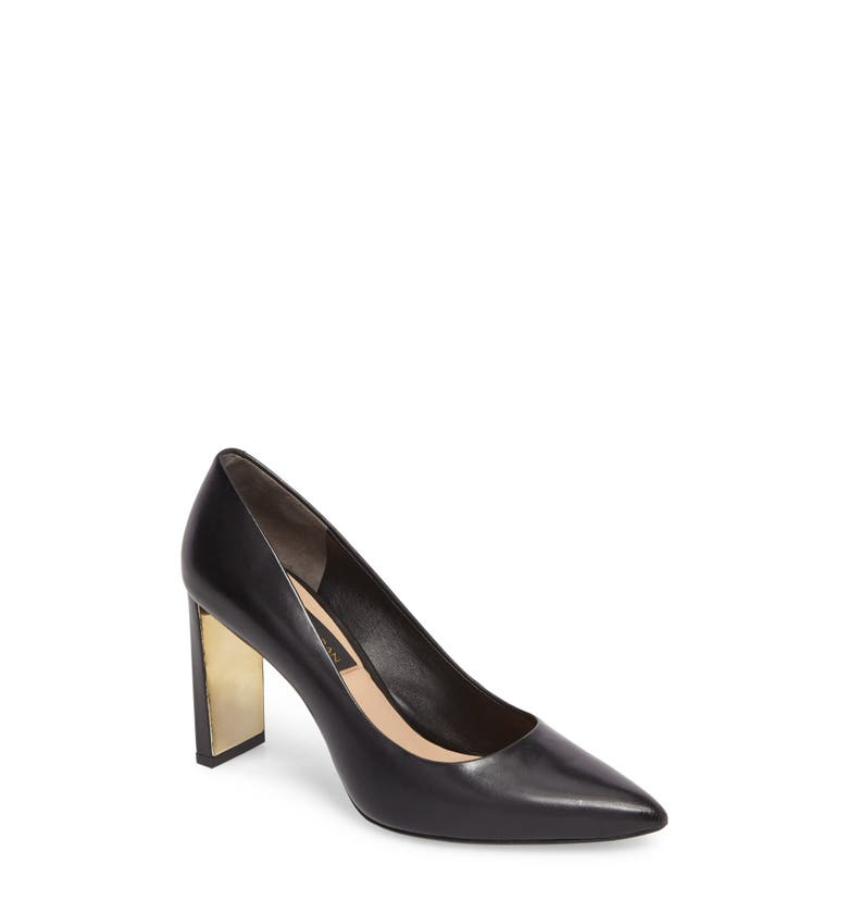 Donna Karan Criss Pointy Toe Pump