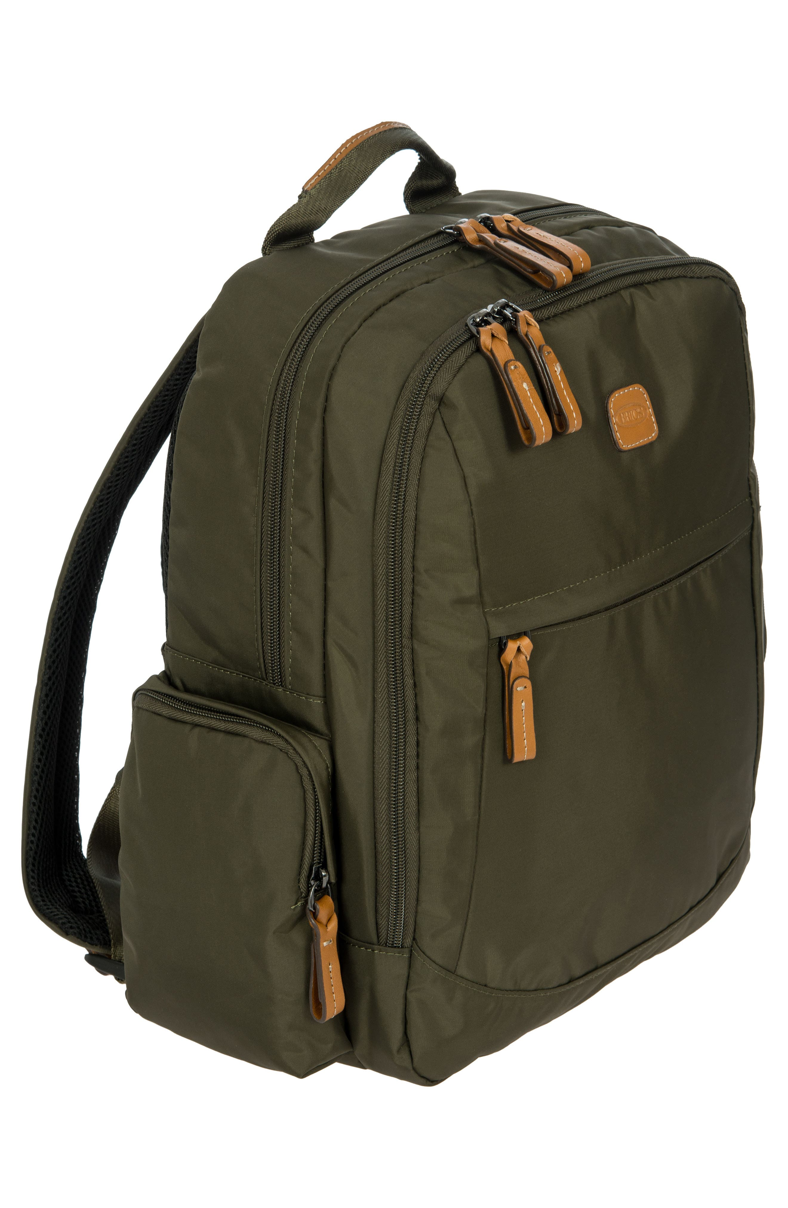 X-Travel Nomad Backpack,                             Alternate thumbnail 6, color,                             Olive