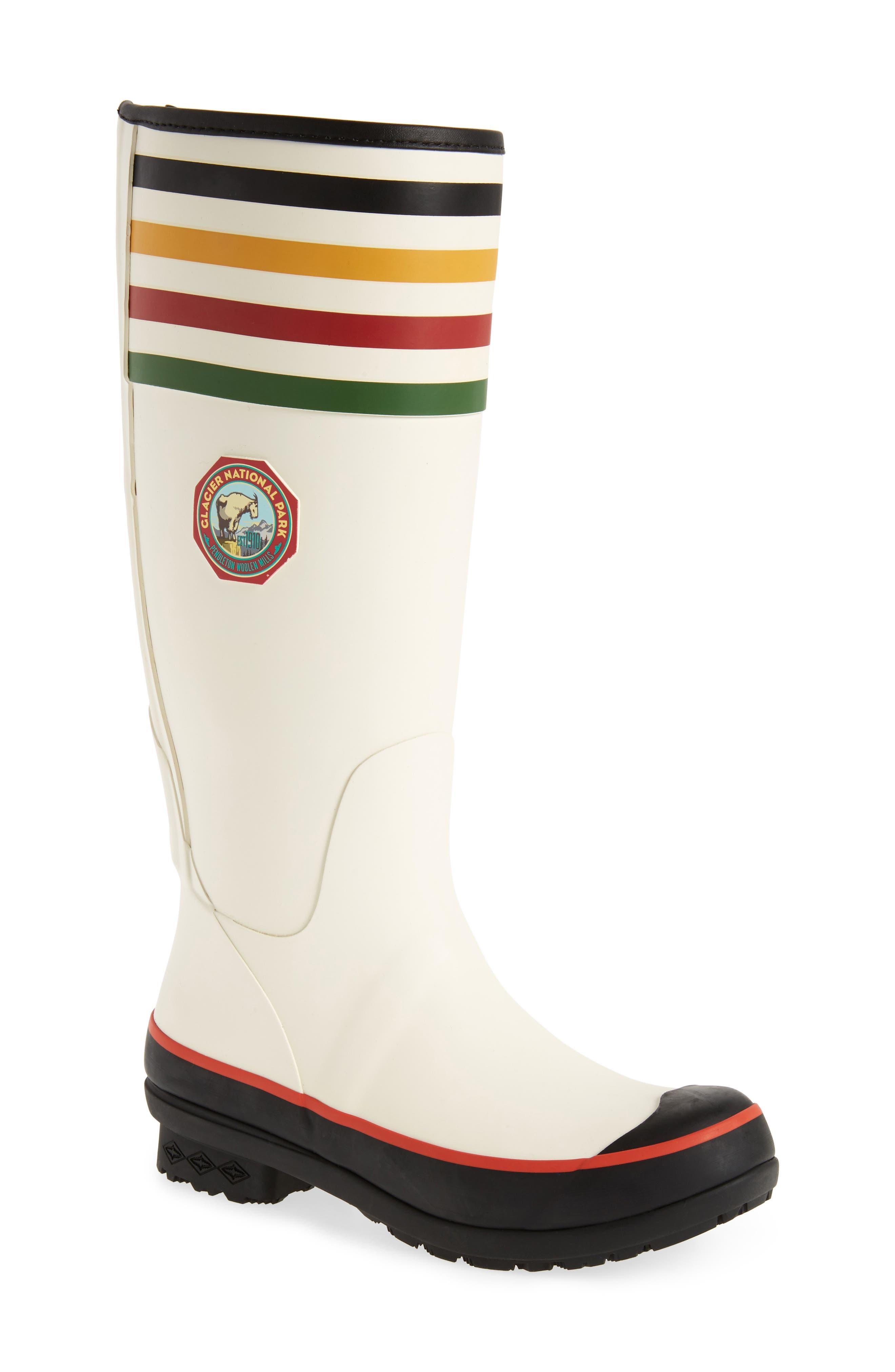 Main Image - Pendleton Glacier National Park Tall Rain Boot (Women)