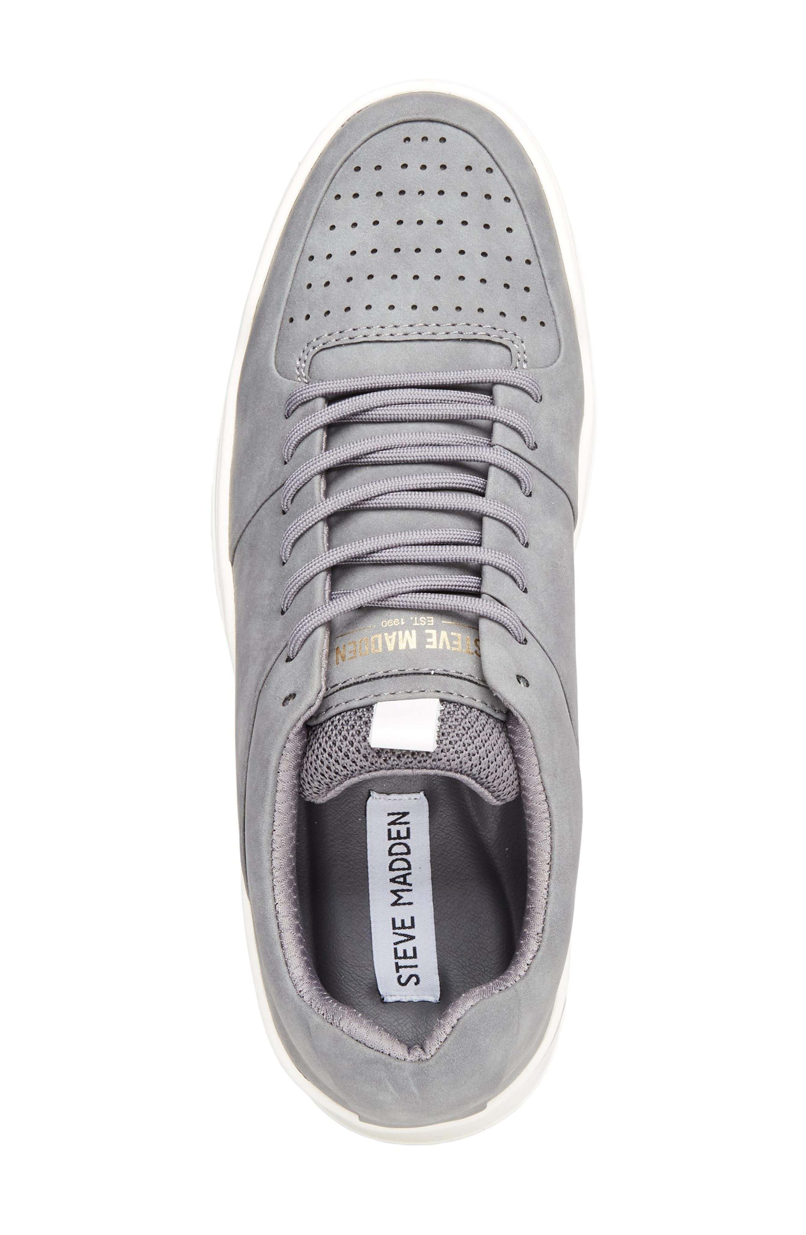 Vantage Sneaker,                             Alternate thumbnail 5, color,                             Grey