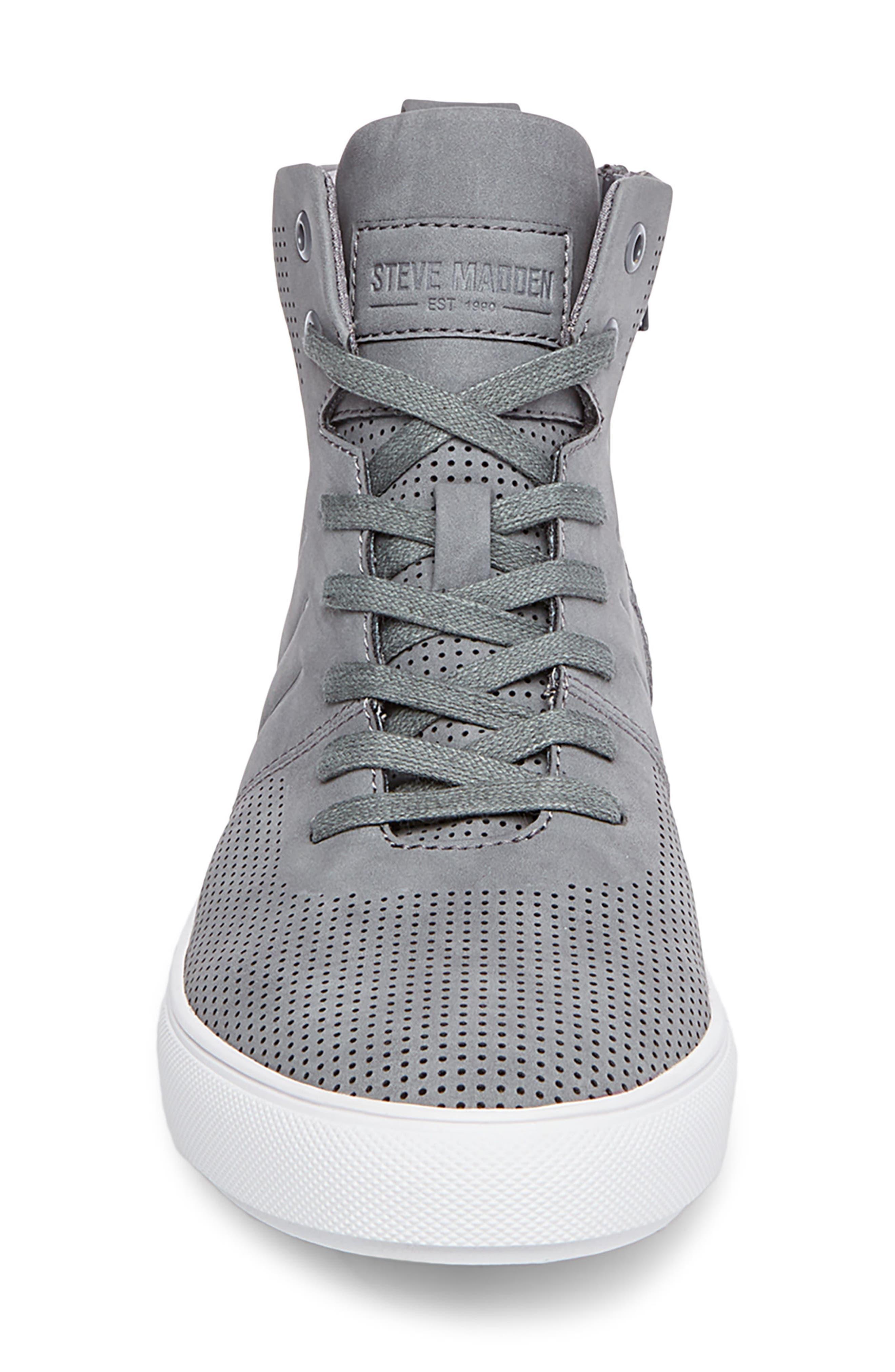 Eskape Sneaker,                             Alternate thumbnail 4, color,                             Grey