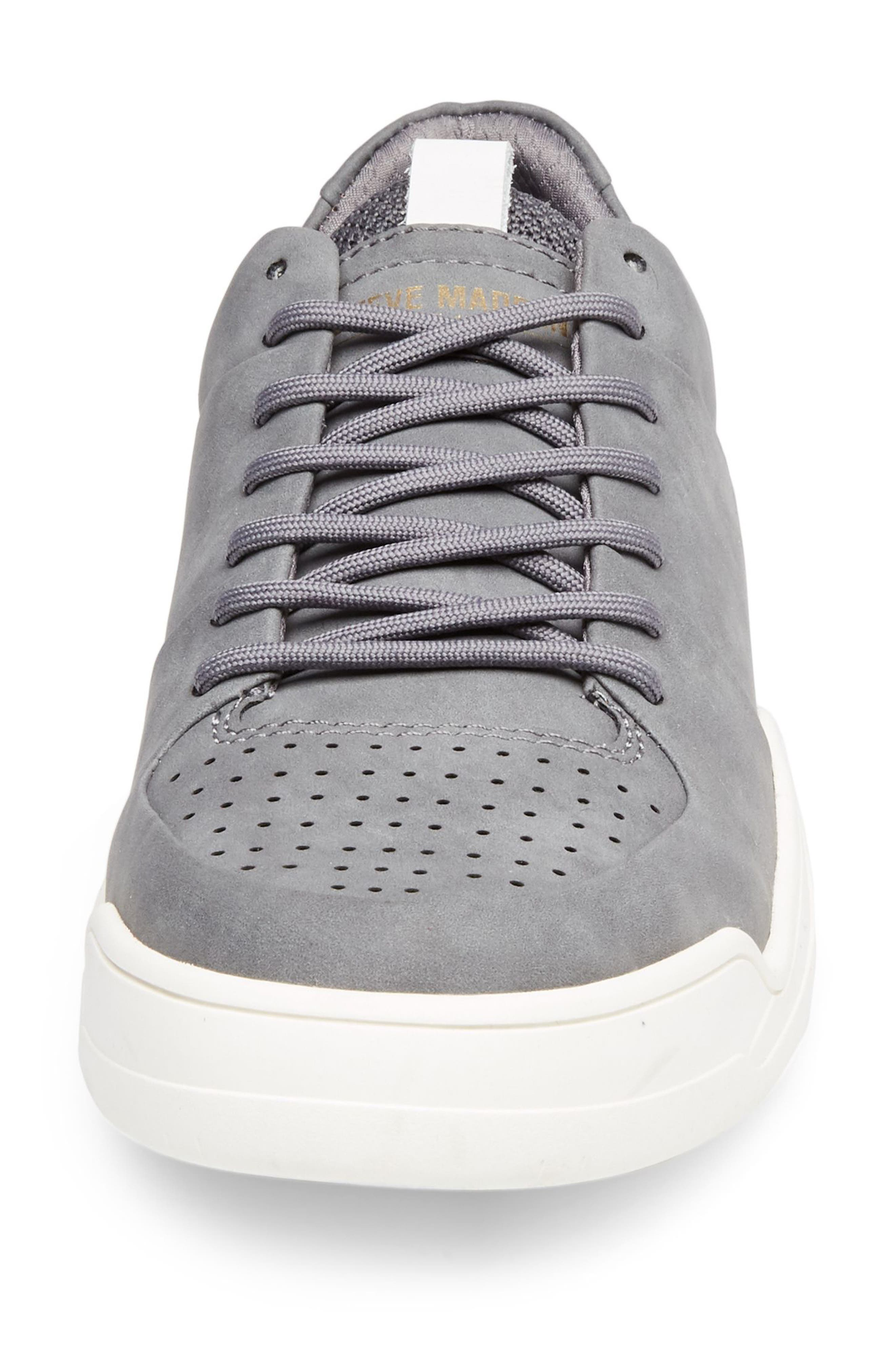 Vantage Sneaker,                             Alternate thumbnail 4, color,                             Grey