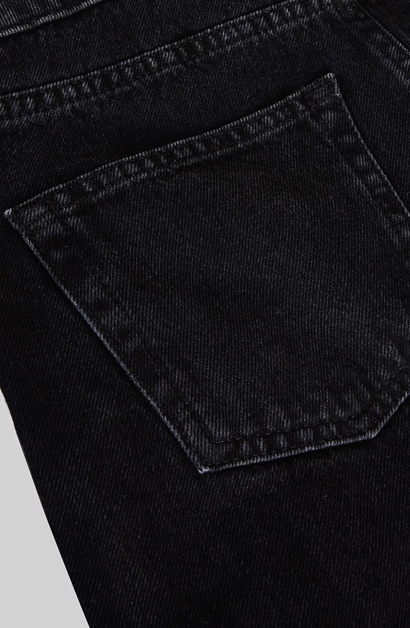 Alternate Image 6  - Topshop Boutique Boyfriend Jeans