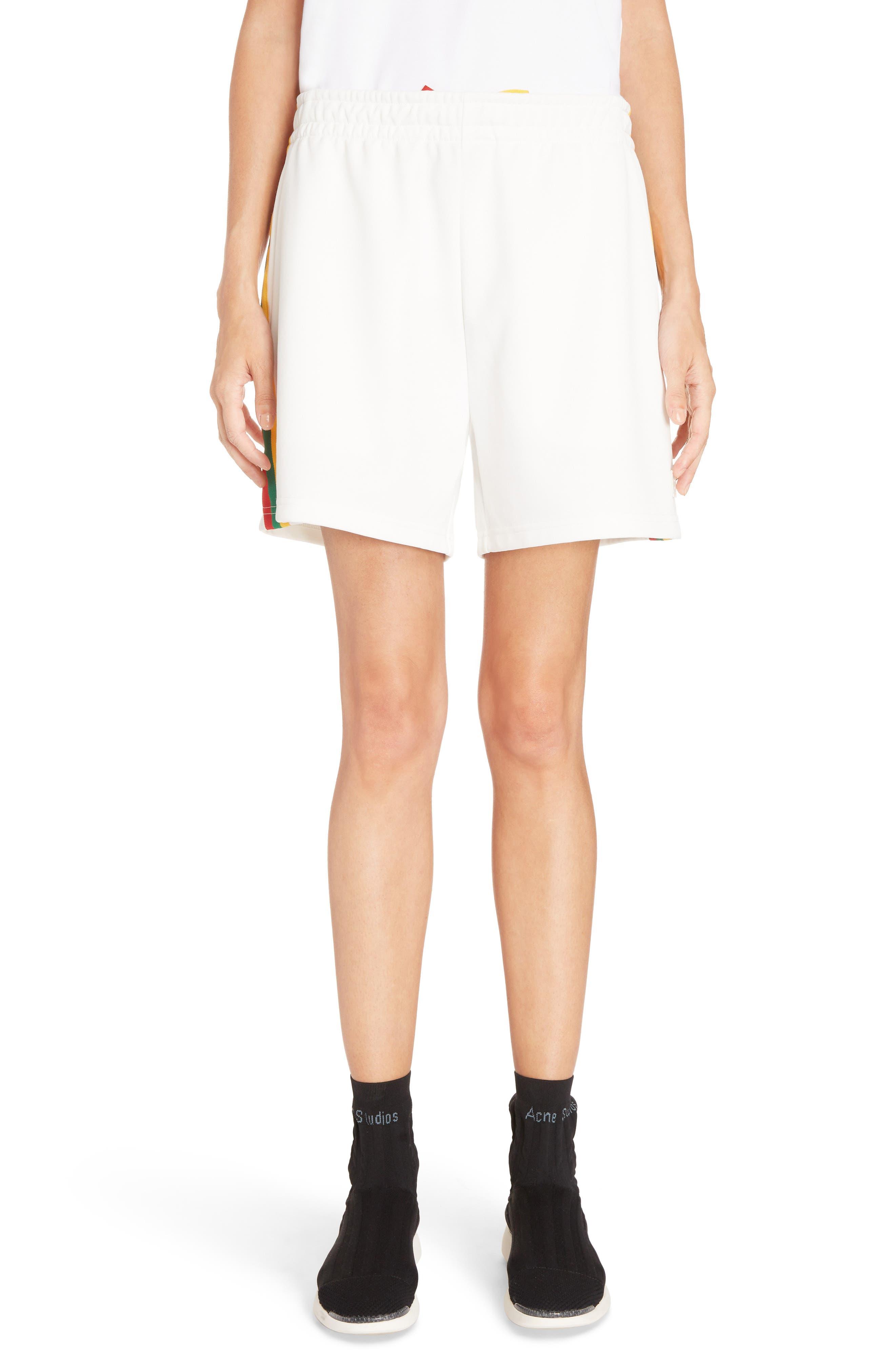 Navarro Shorts,                         Main,                         color, Cream White