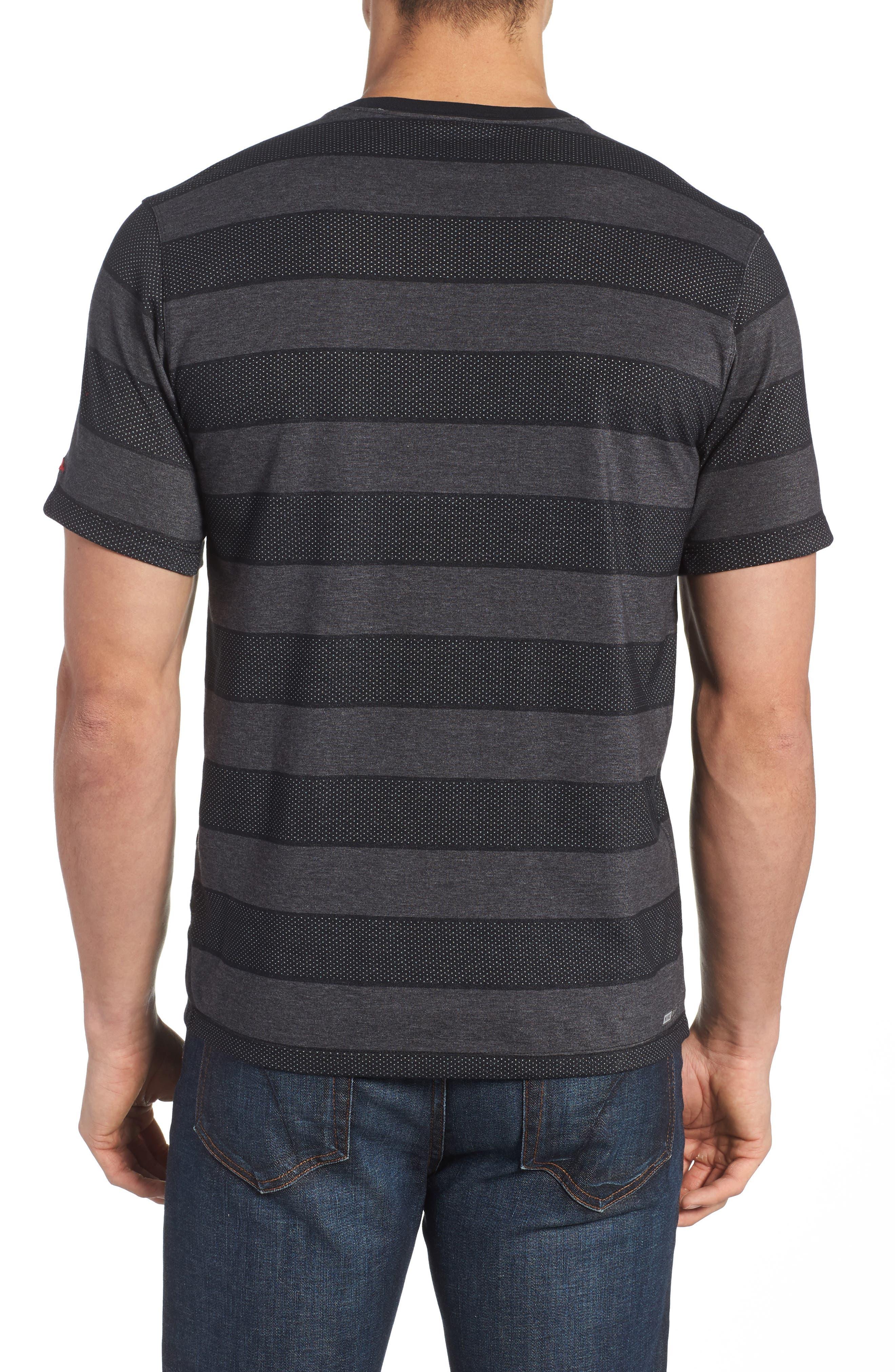 Alternate Image 2  - Hurley Regatta Dri-FIT T-Shirt