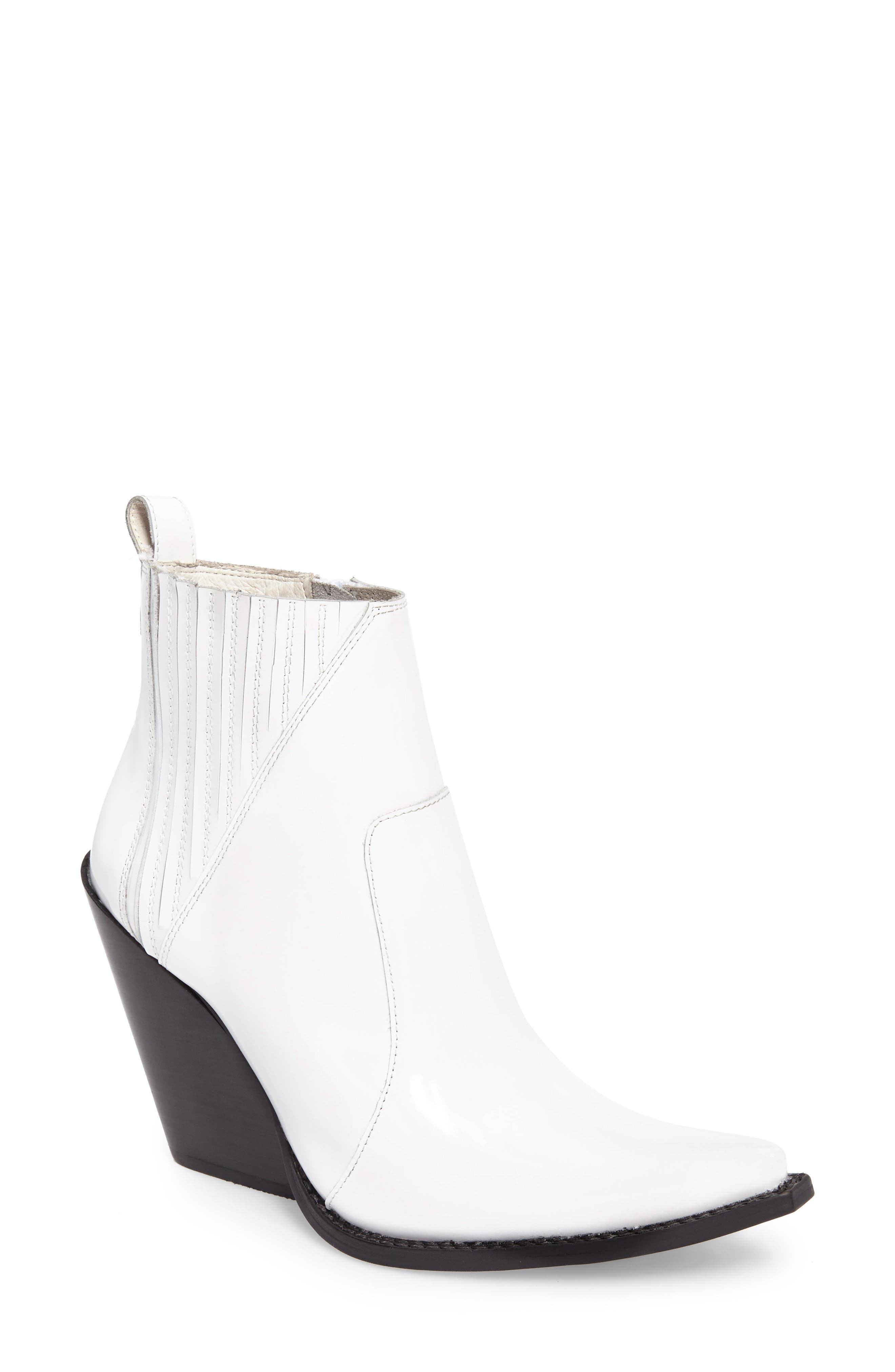 Homage Boot,                         Main,                         color, White Box