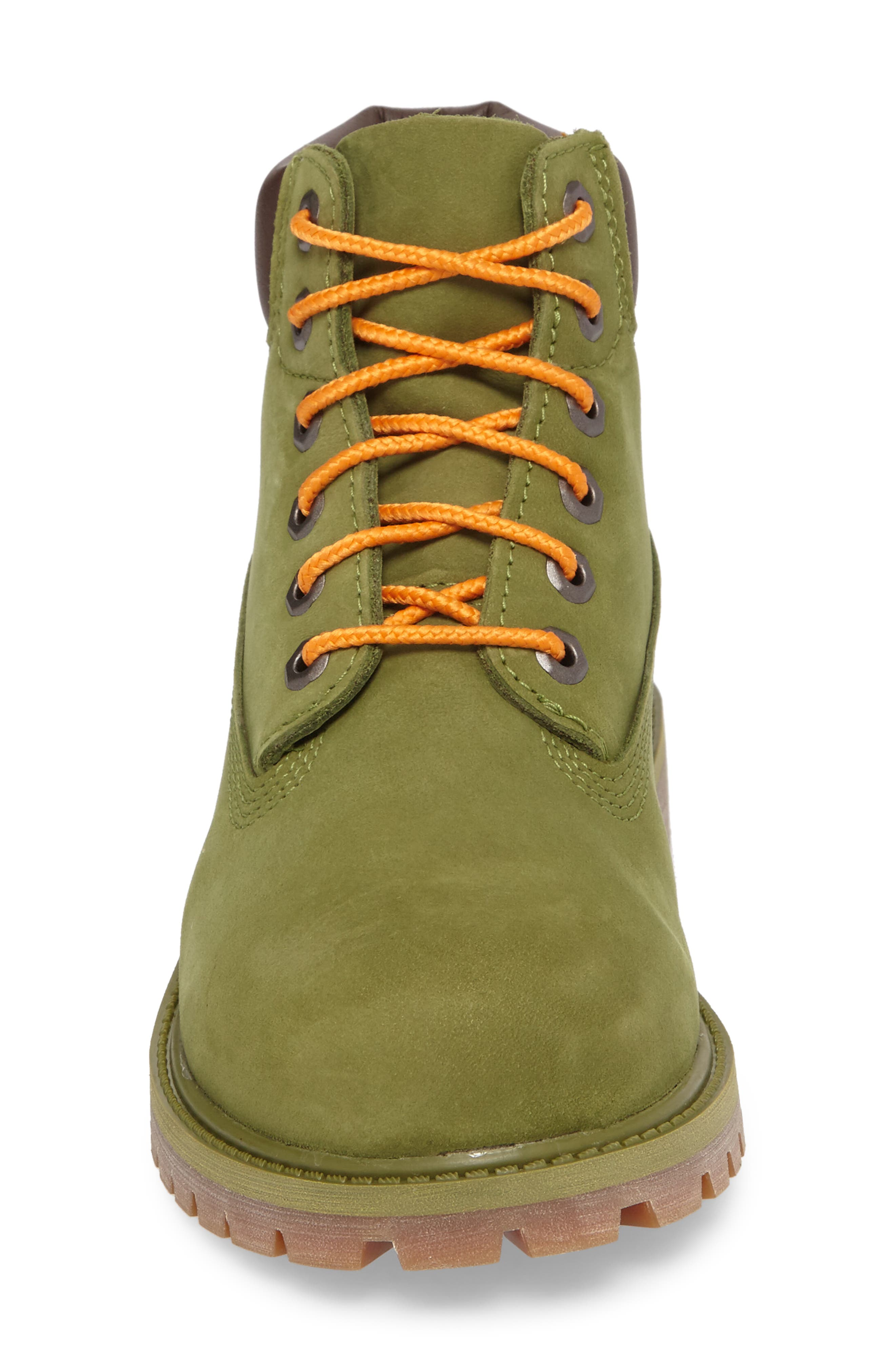 Alternate Image 4  - Timberland 6-Inch Premium Waterproof Boot (Walker, Toddler, Little Kid & Big Kid)