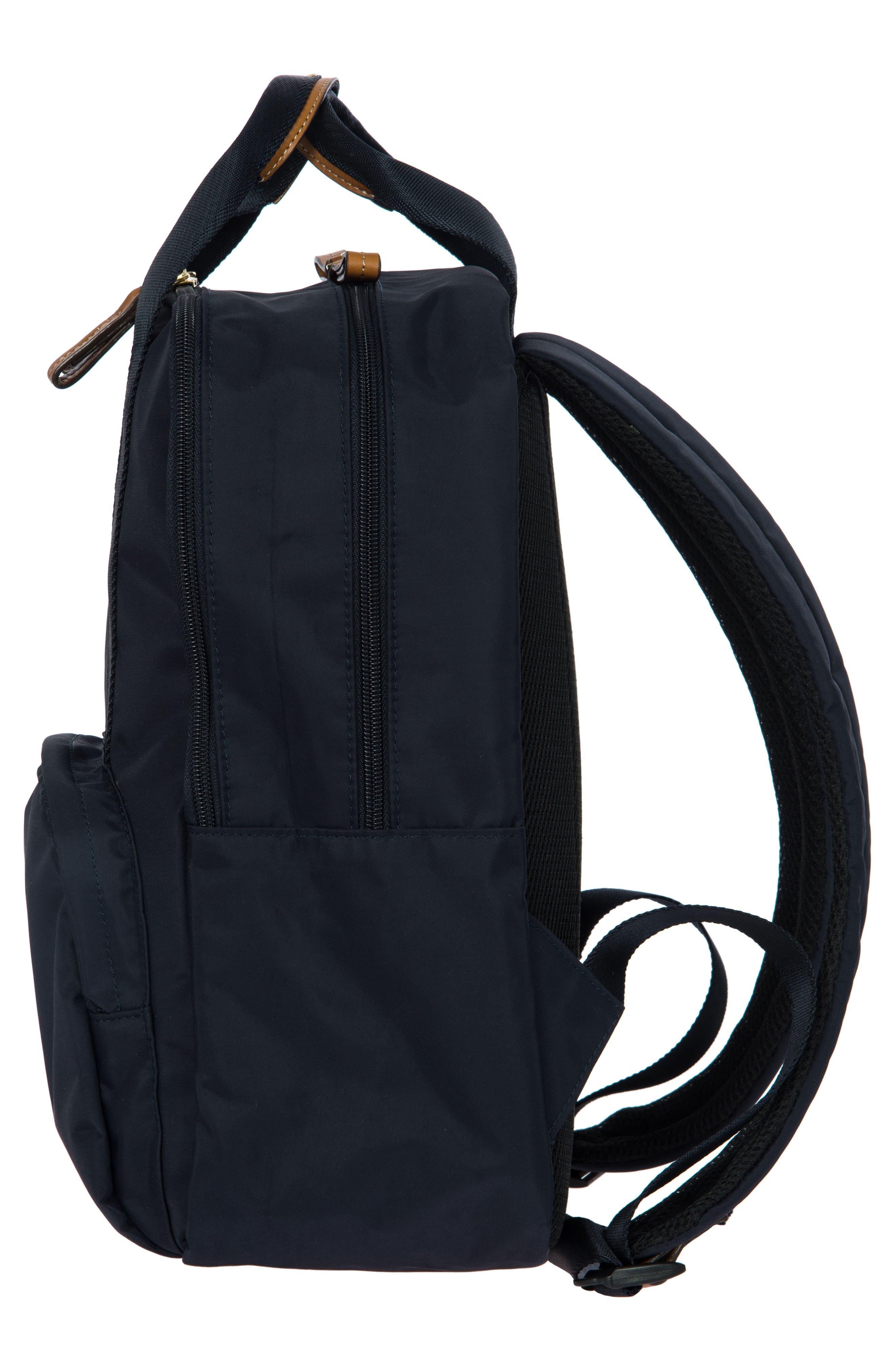 X-Bag Travel Urban Backpack,                             Alternate thumbnail 4, color,                             Navy