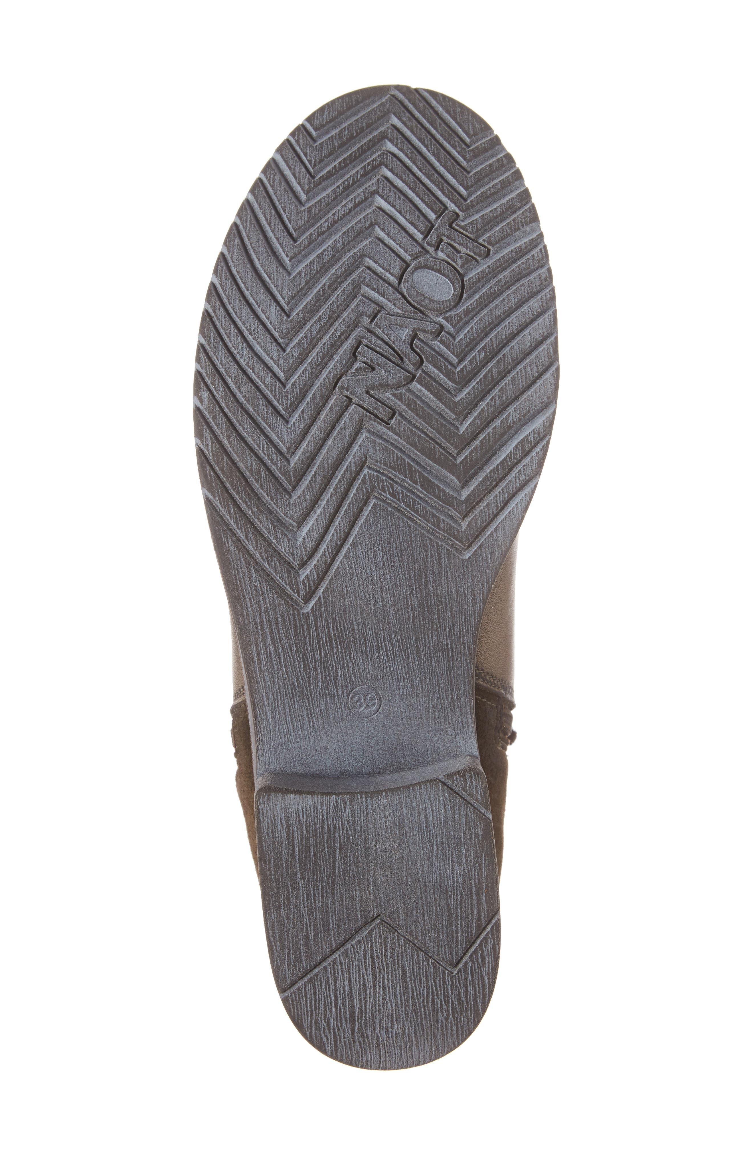 Alternate Image 6  - Naot Groovy Lace Up Bootie (Women)
