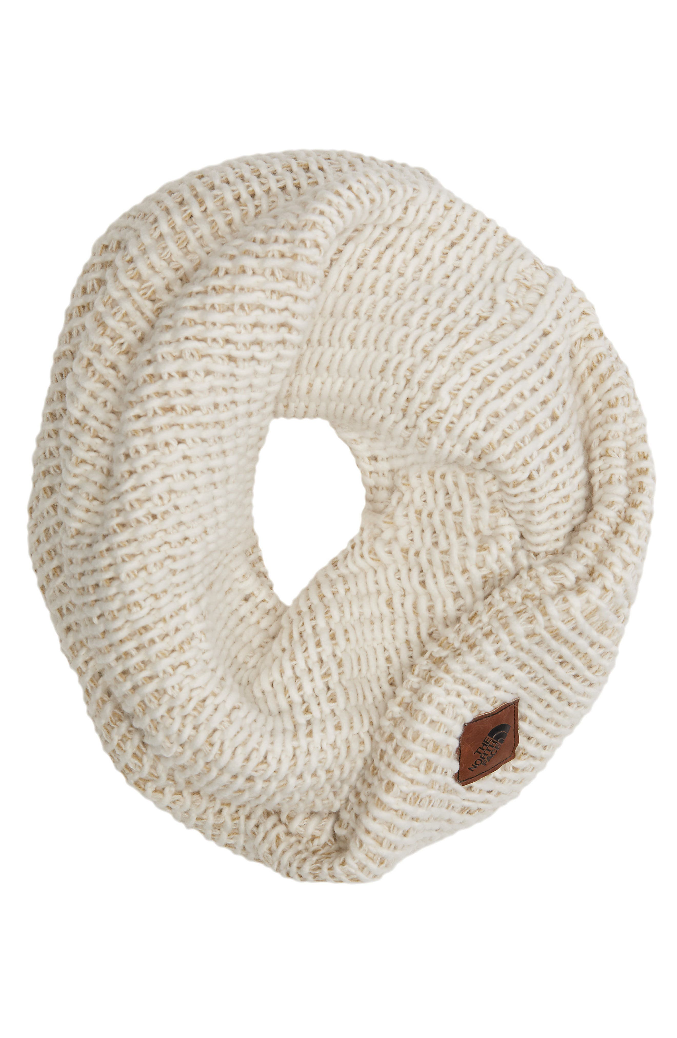 Infinity Scarf,                         Main,                         color, Vintage White