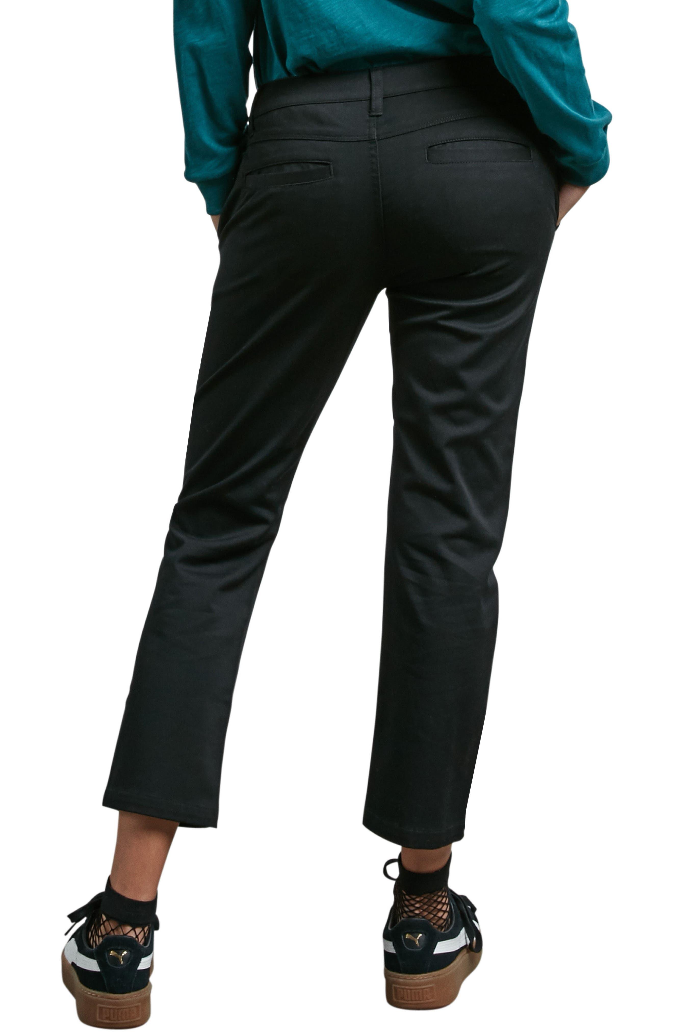 Alternate Image 2  - Volcom Frochickie Crop Pants