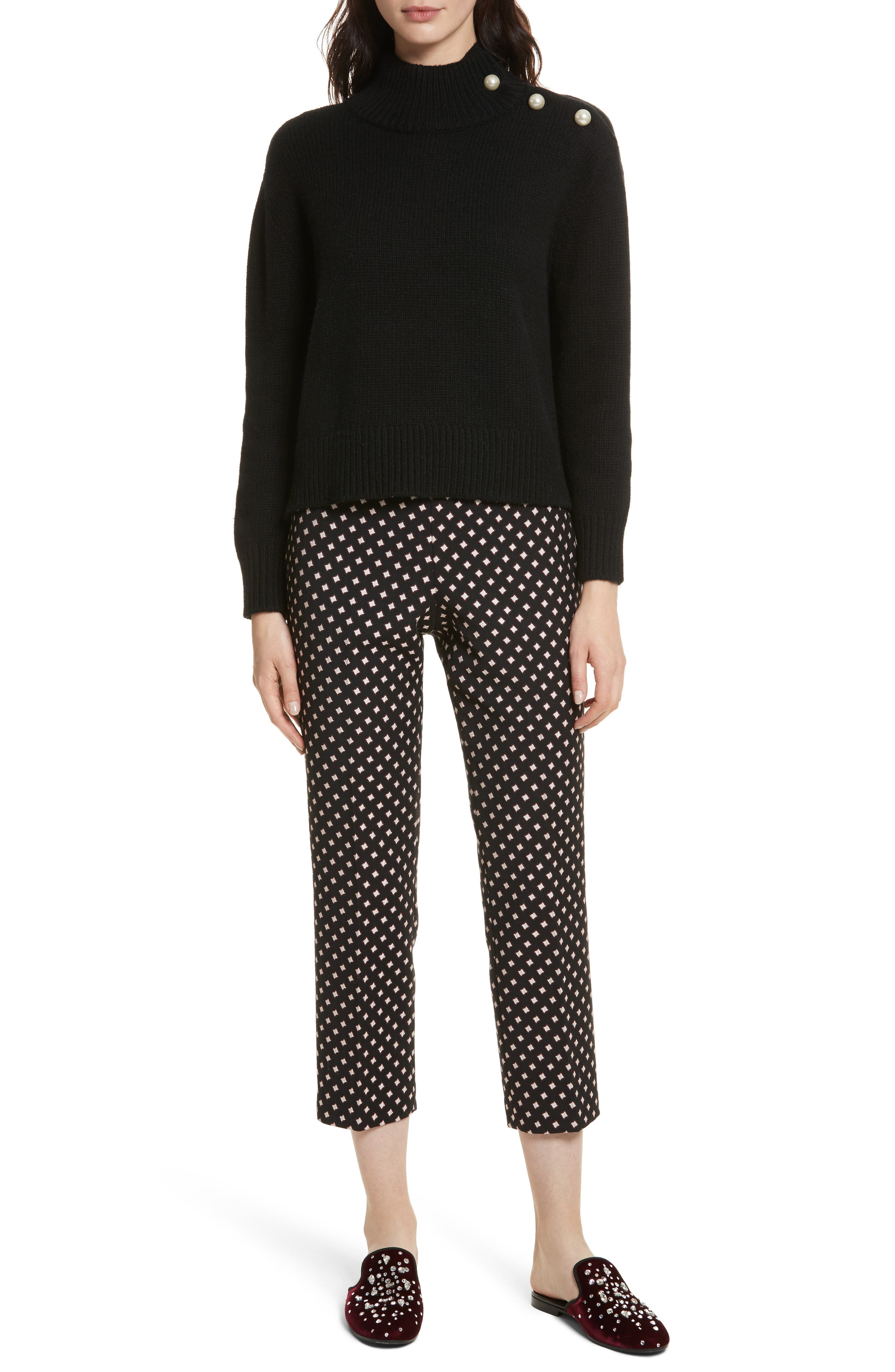 Alternate Image 7  - kate spade new york cigarette pants
