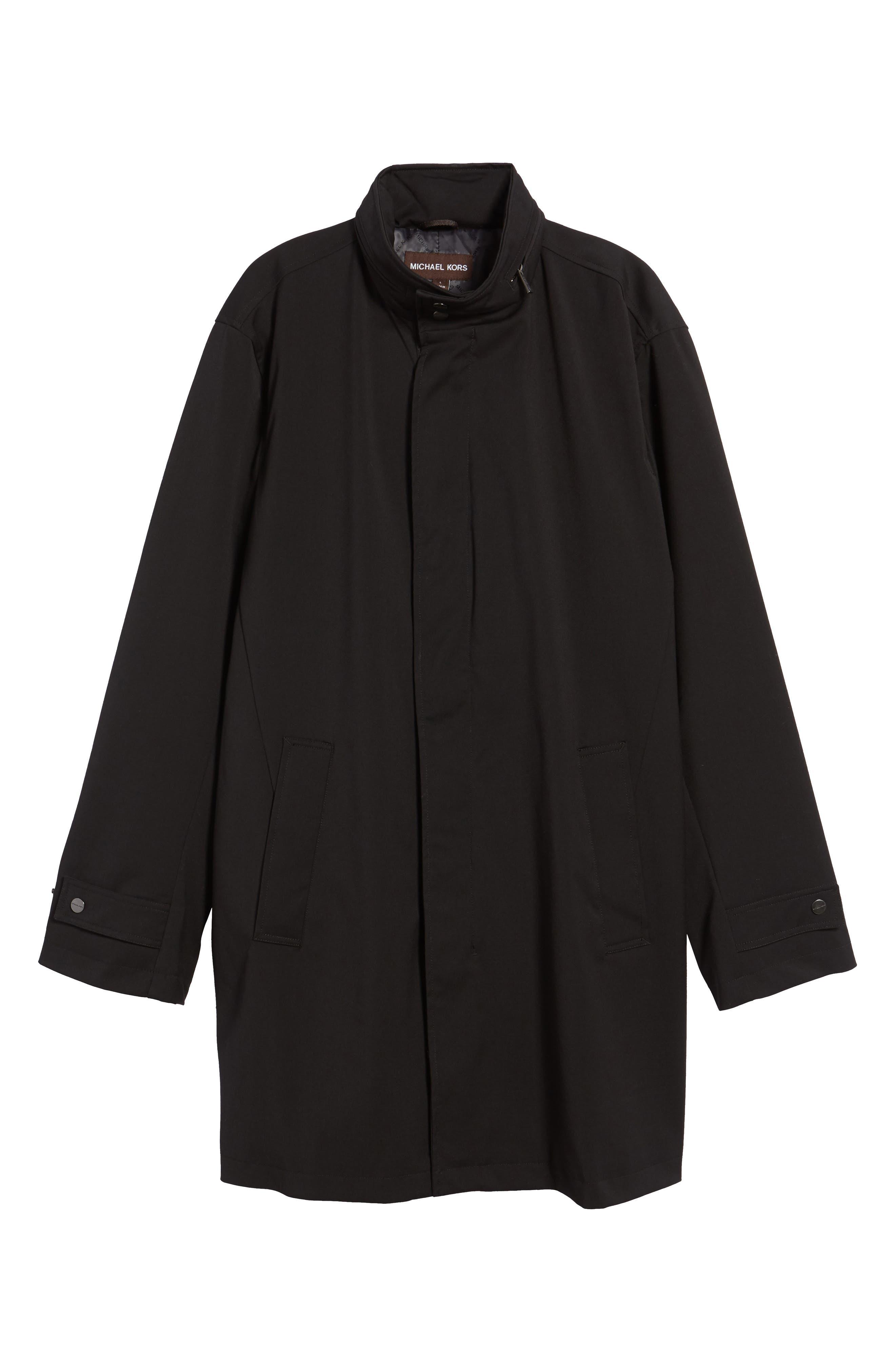 Alternate Image 6  - Michael Kors Stretch Rain Coat