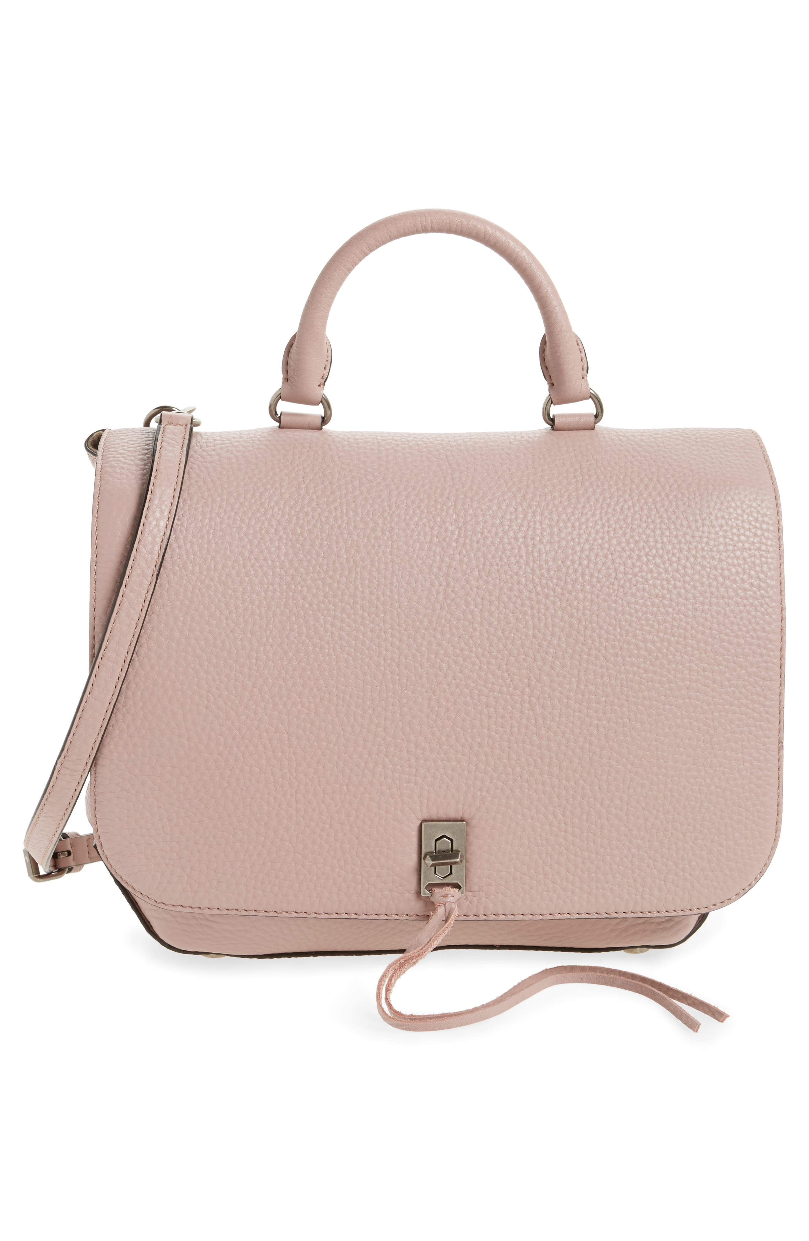 Alternate Image 6  - Rebecca Minkoff Darren Convertible Leather Backpack