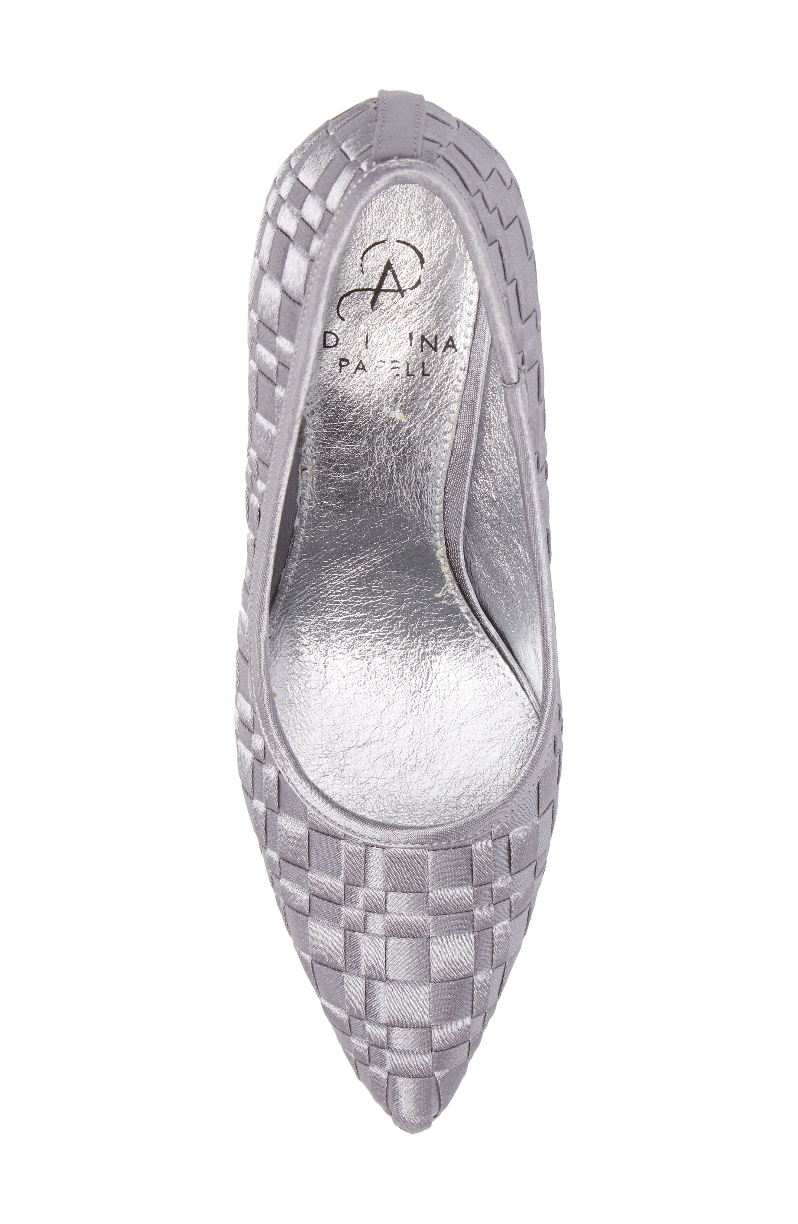 Alternate Image 5  - Adrianna Papell Hasting Pointy Toe Pump (Women)
