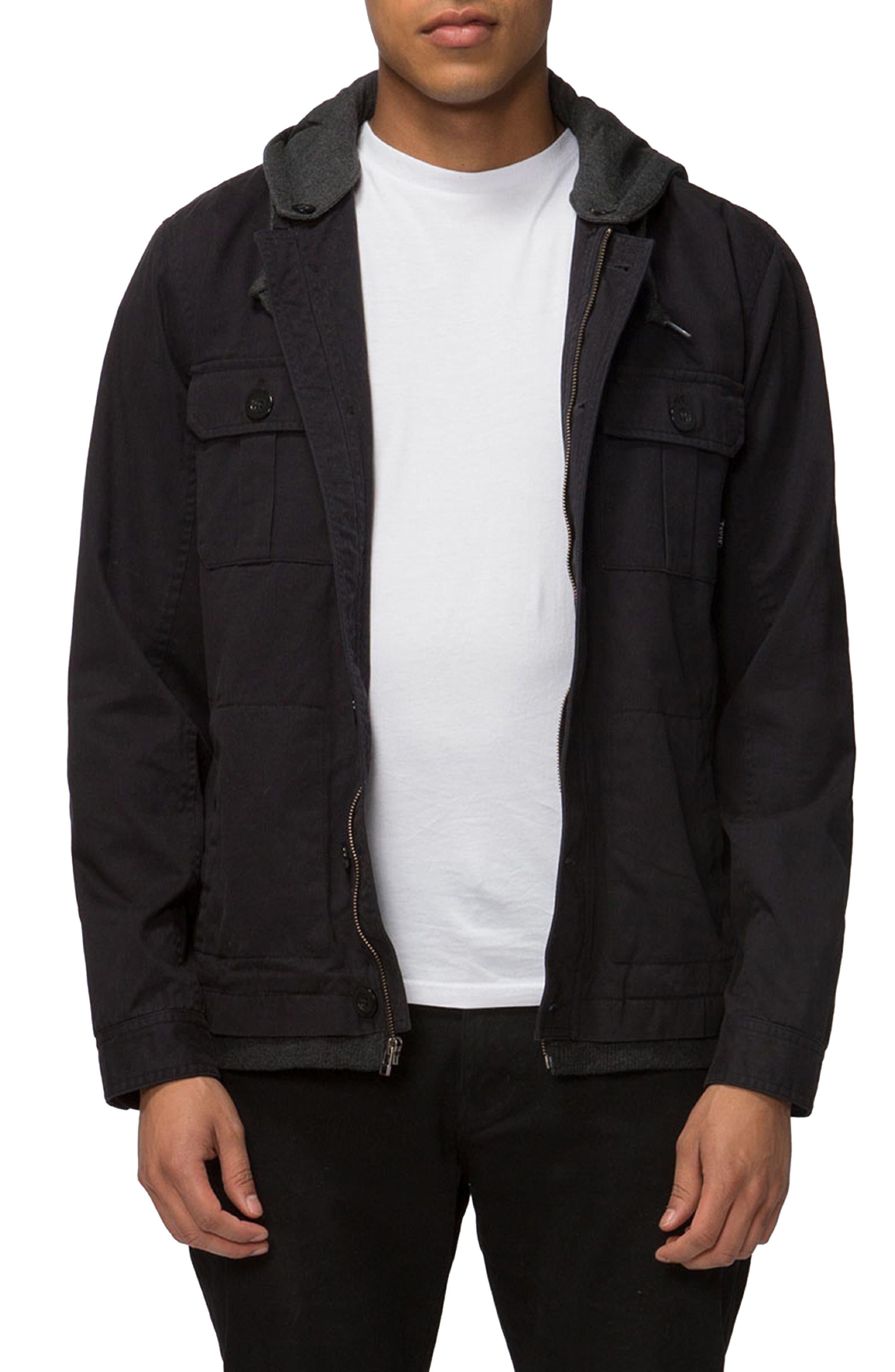 TAVIK Droogs Field Jacket with Detachable Hood