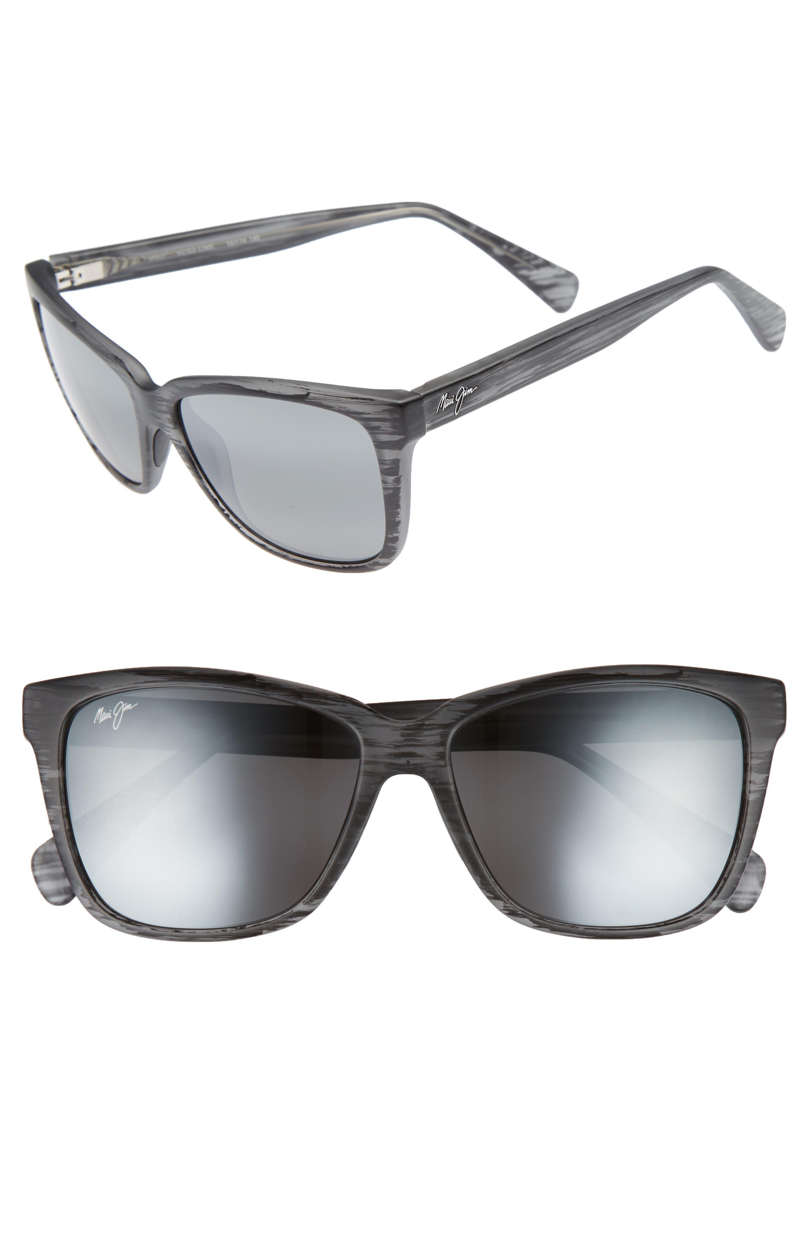 Maui Jim 56mm Jacaranda Polarized Sunglasses