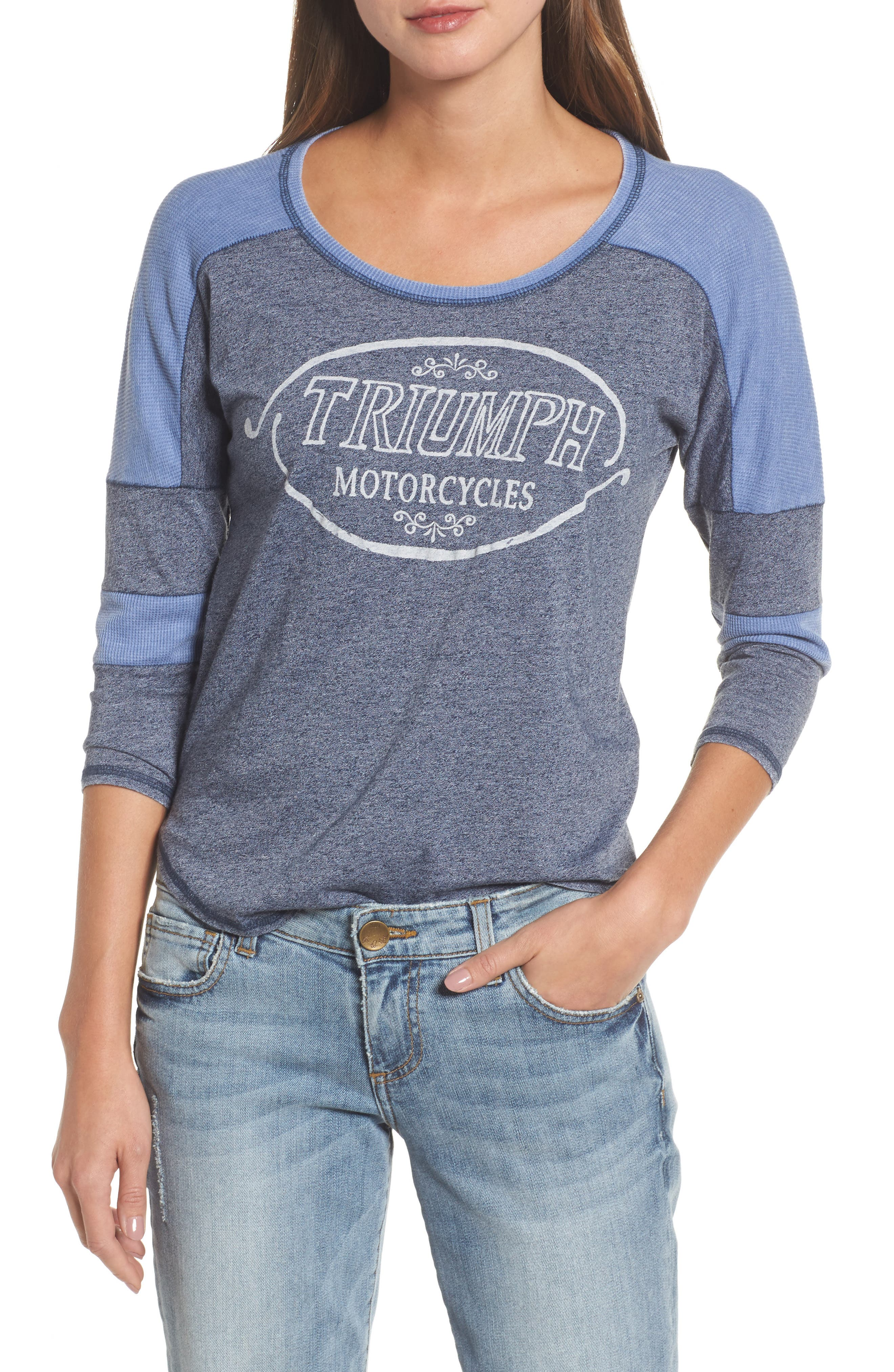 Lucky Brand Triumph Thermal Top