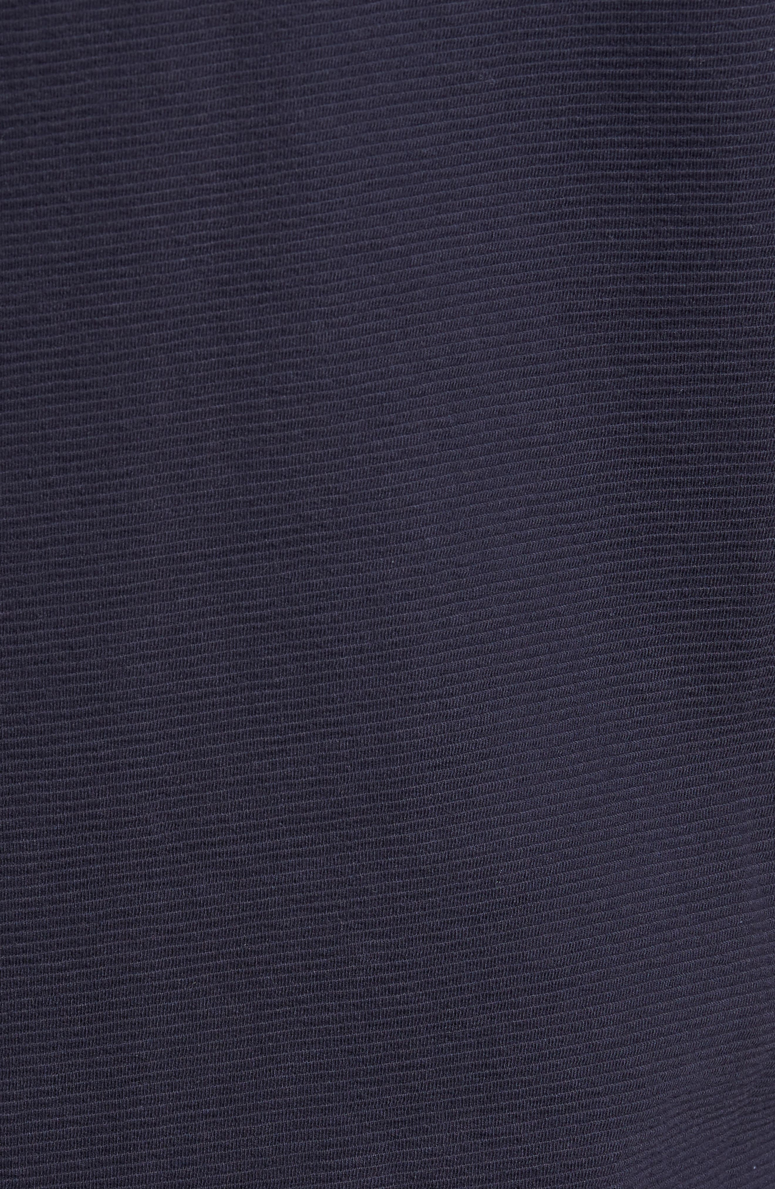 Jirgi Zip Front Jacket,                             Alternate thumbnail 5, color,                             Dark Naval Blue