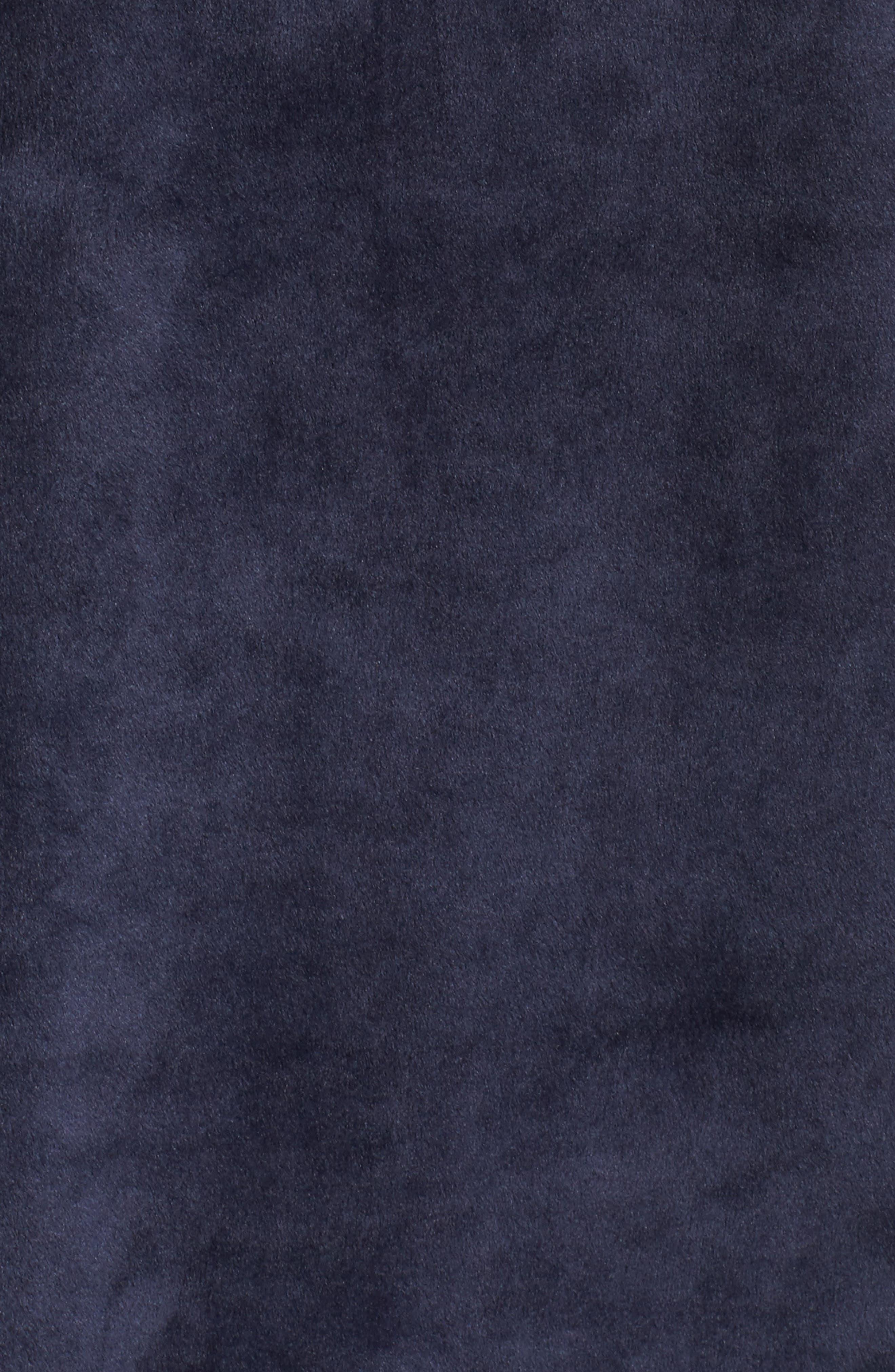 Alternate Image 7  - Room Service Luxury Plush Sweatshirt