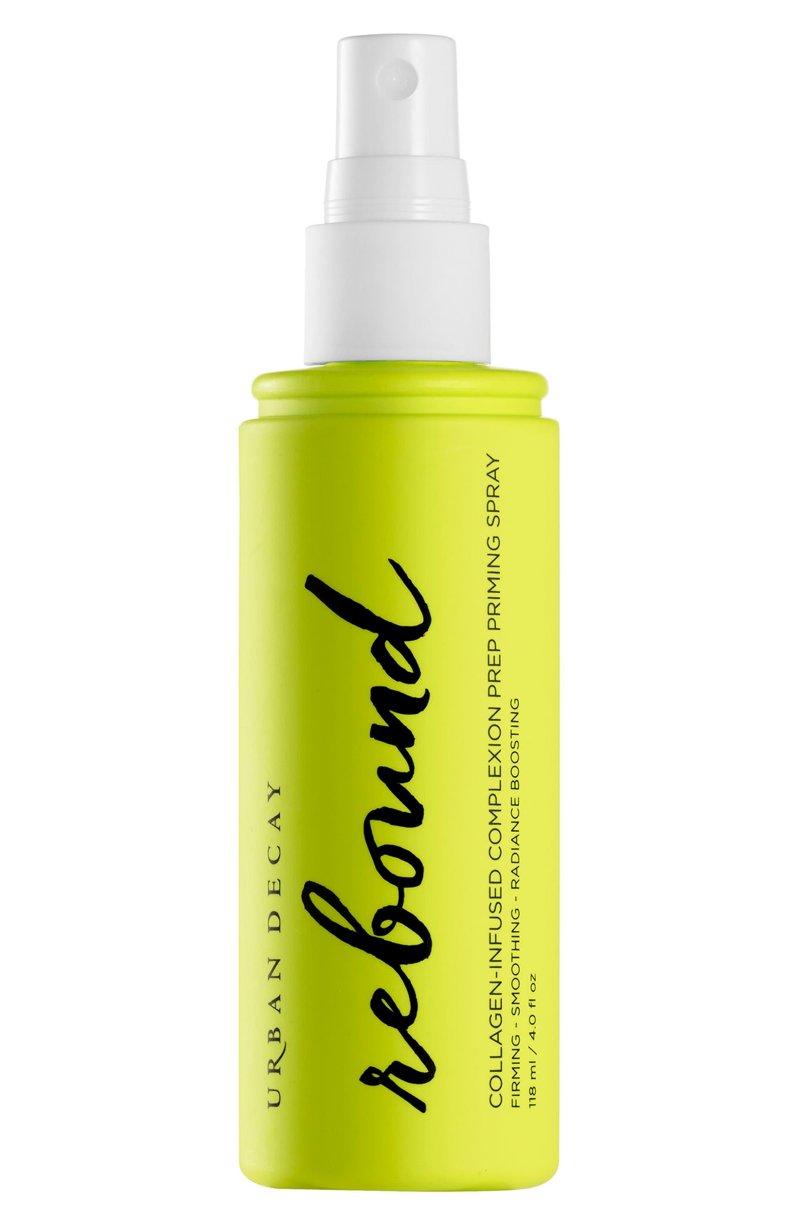 Rebound Collagen-Infused Complexion Prep Priming Spray,                             Alternate thumbnail 2, color,                             No Color