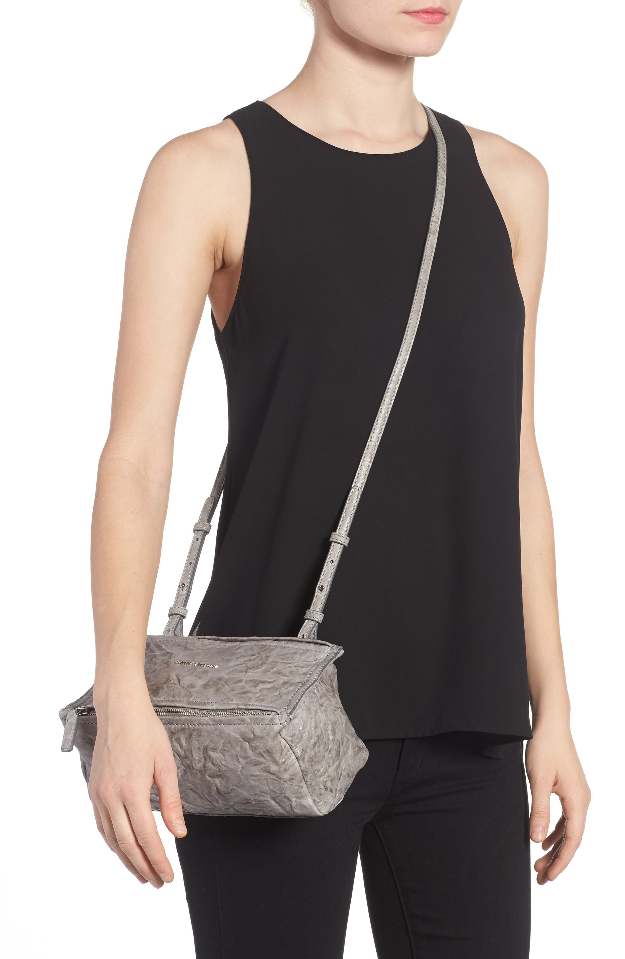 Alternate Image 2  - Givenchy 'Mini Pepe Pandora' Leather Shoulder Bag
