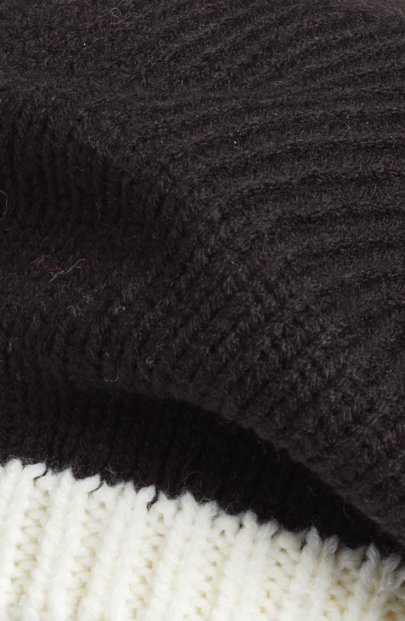 Alternate Image 2  - kate spade new york bow pom beret