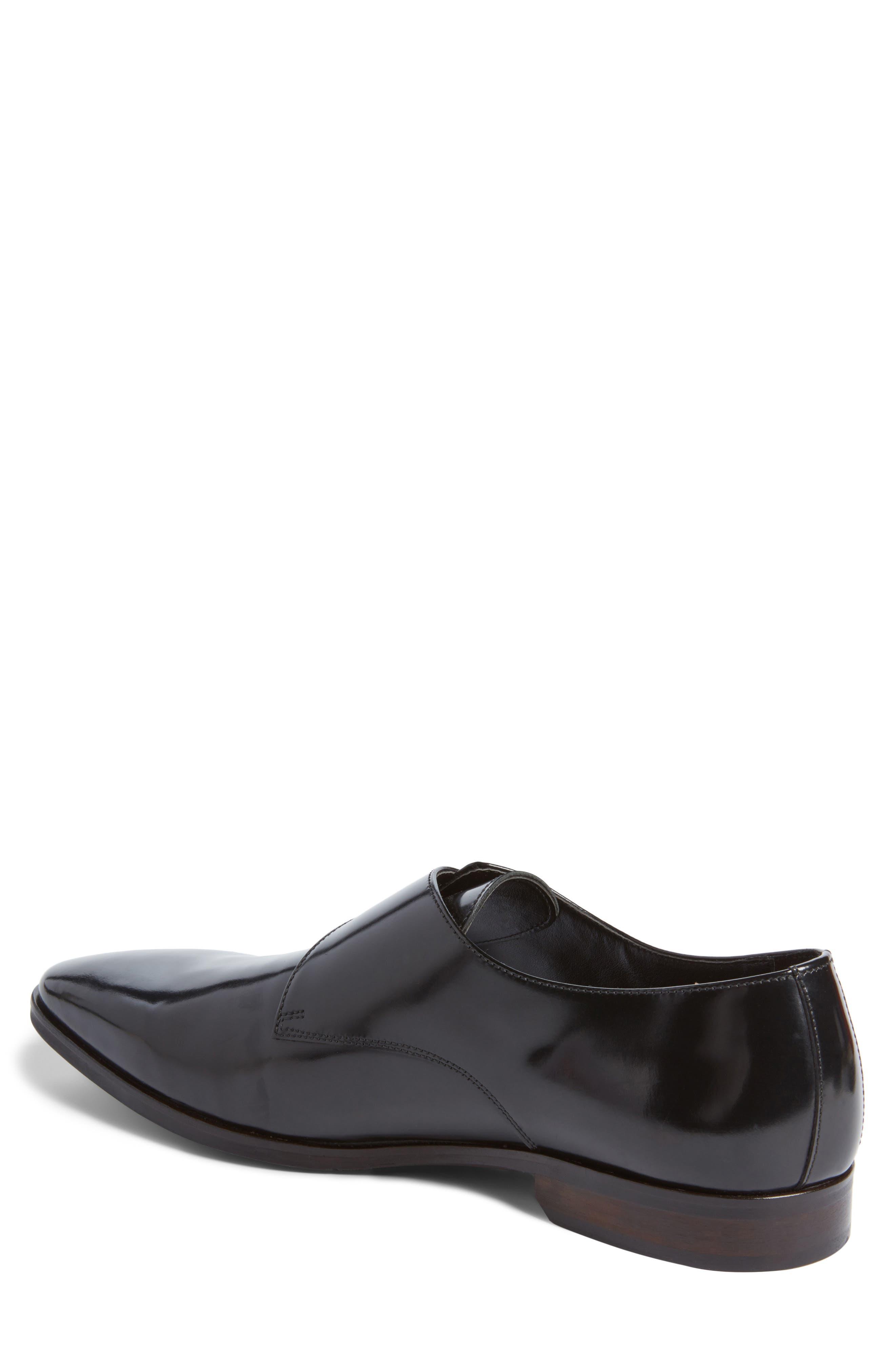 Alternate Image 2  - The Rail Webster Single Strap Monk Shoe (Men)