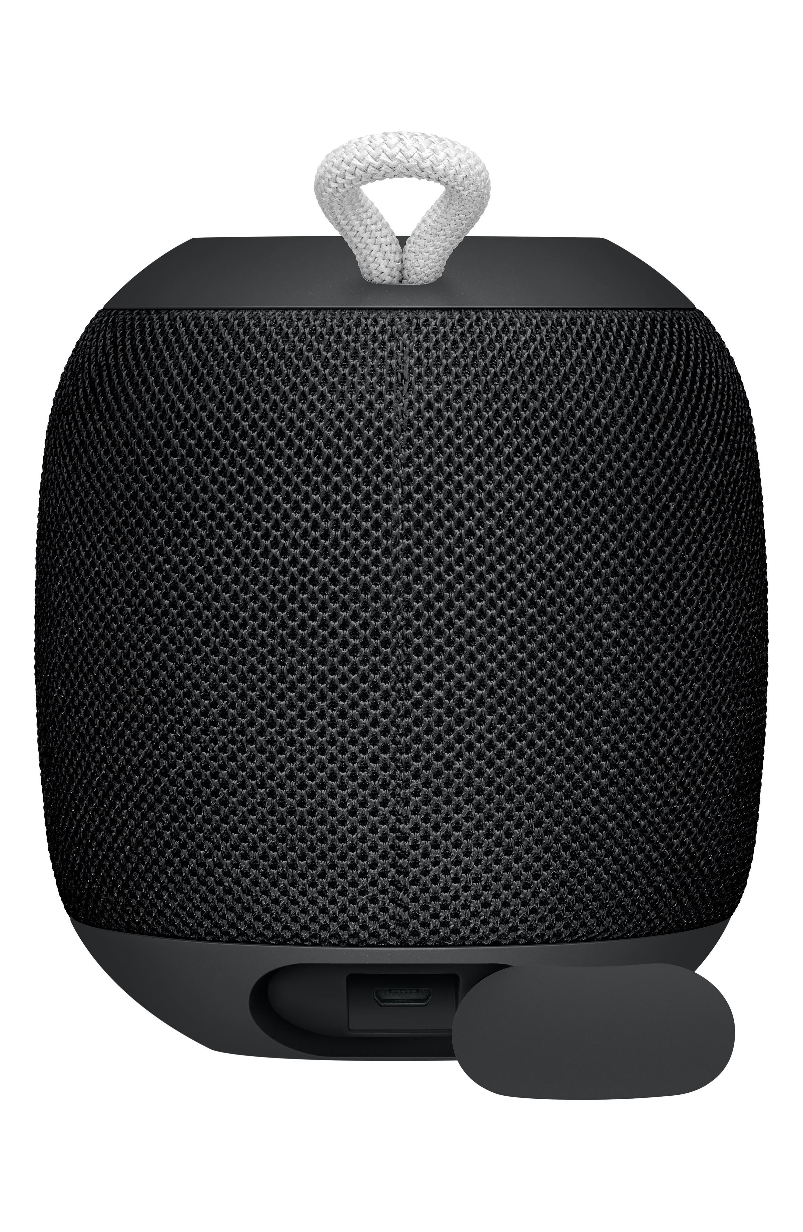 Ultimate Ears Wonderboom Portable Waterproof Bluetooth Speaker,                             Alternate thumbnail 8, color,                             Phantom Black