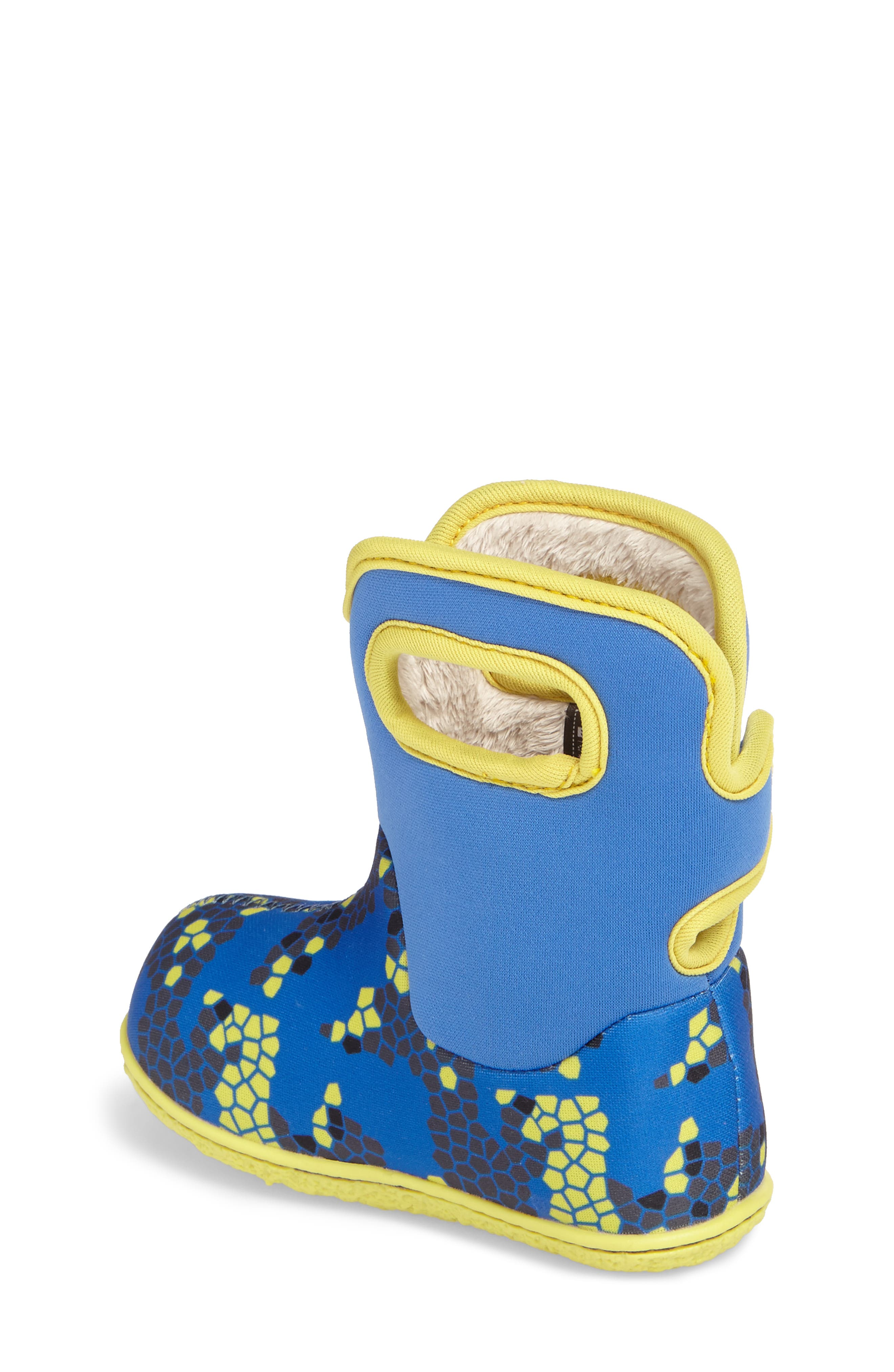 Alternate Image 2  - Bogs Baby Bogs Classic Axel Washable Insulated Waterproof Boot (Baby, Walker & Toddler)