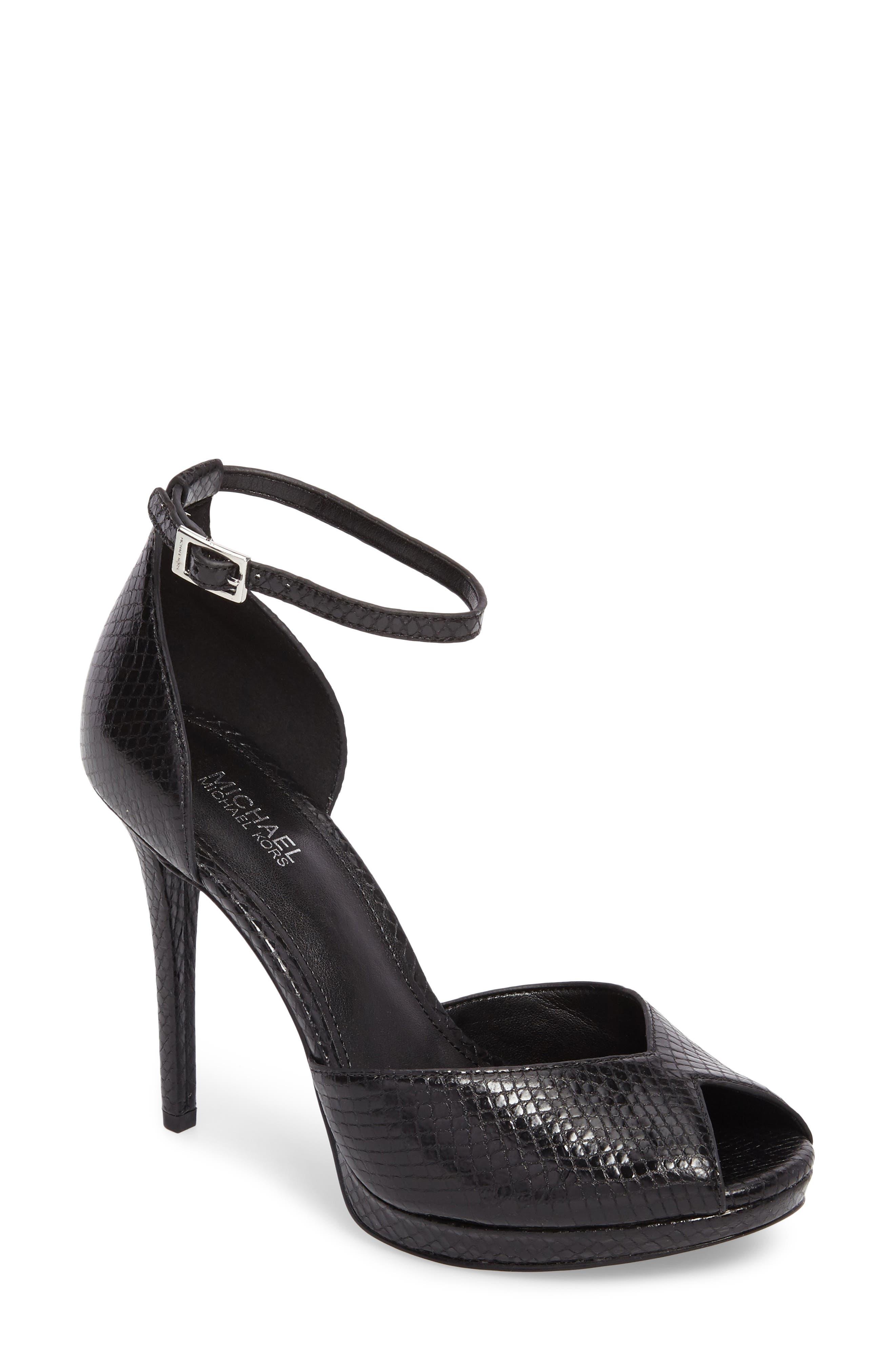 MICHAEL Michael Kors Tiegan Sandal (Women)
