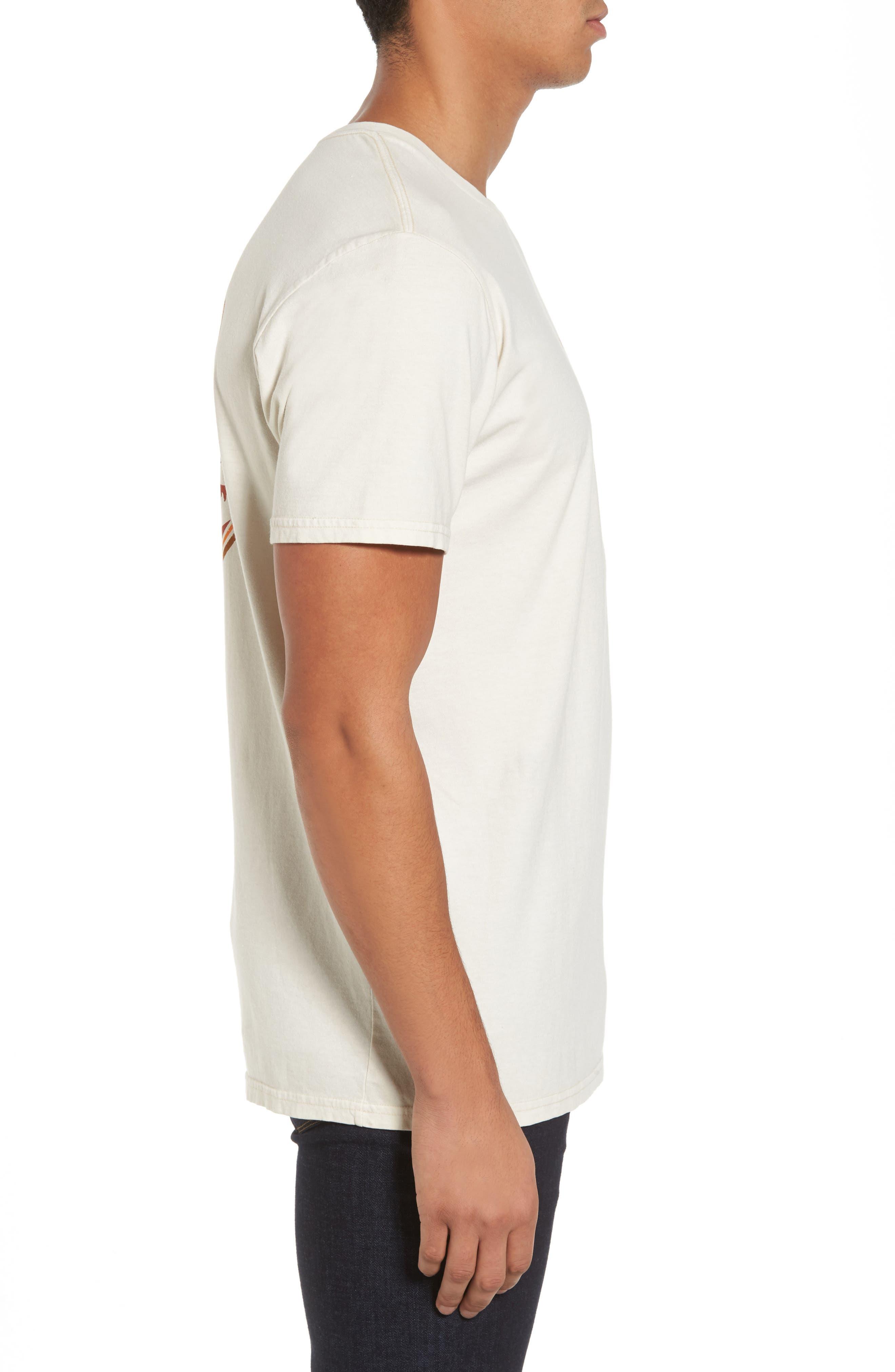 Alternate Image 3  - Billabong Single Fin Graphic T-Shirt