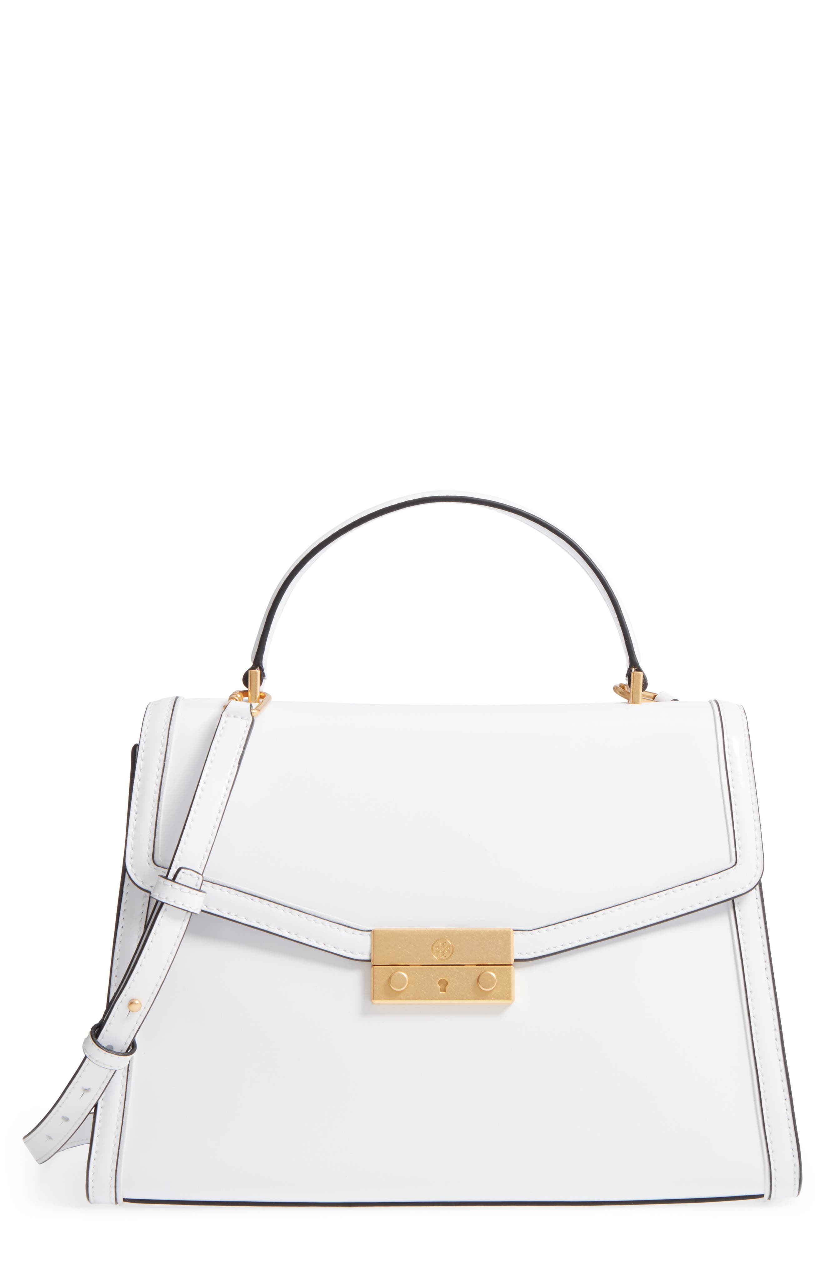 Tory Burch Juliette Leather Satchel