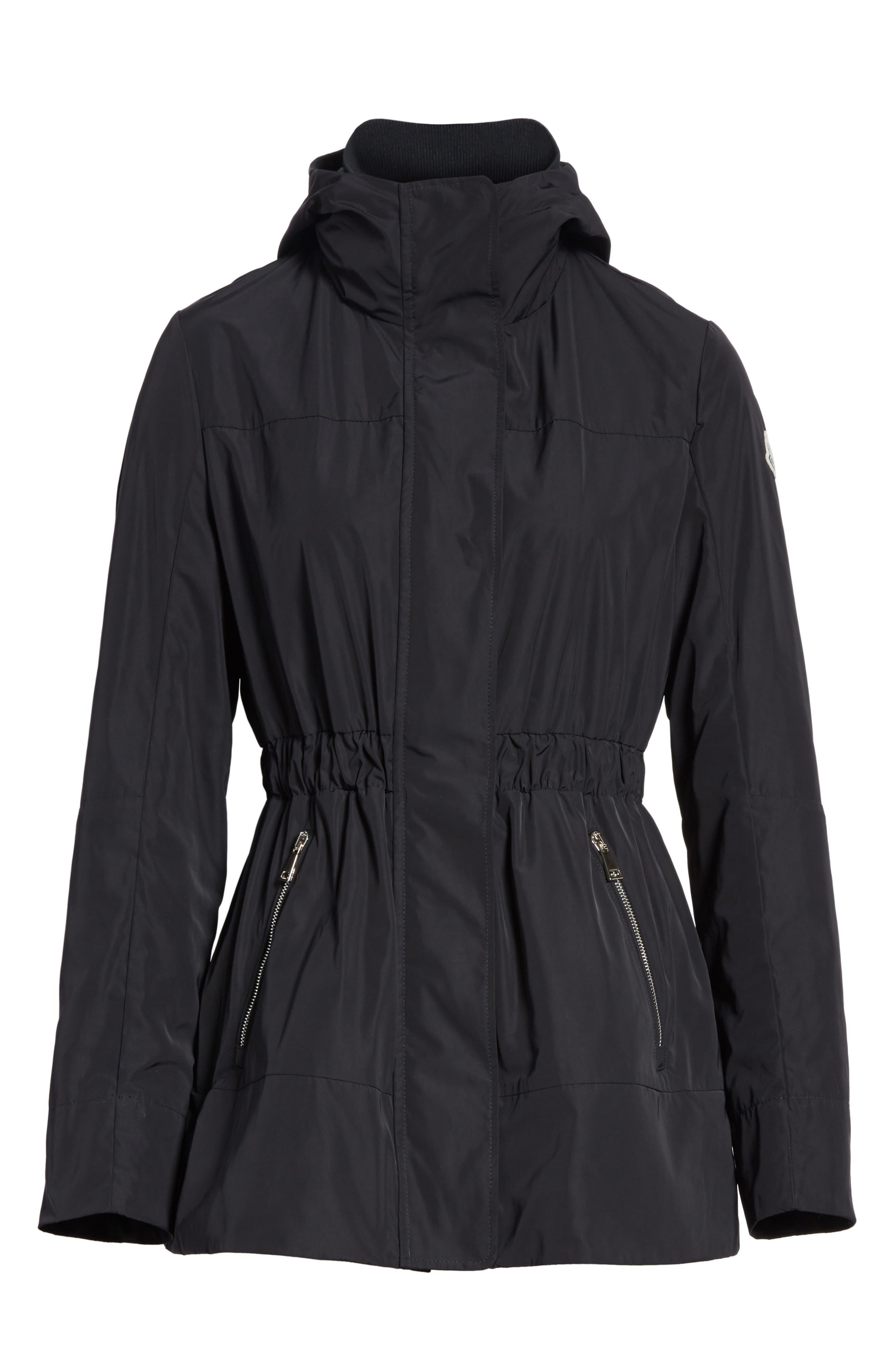 Alternate Image 6  - Moncler Disthene Water Resistant Hooded Jacket