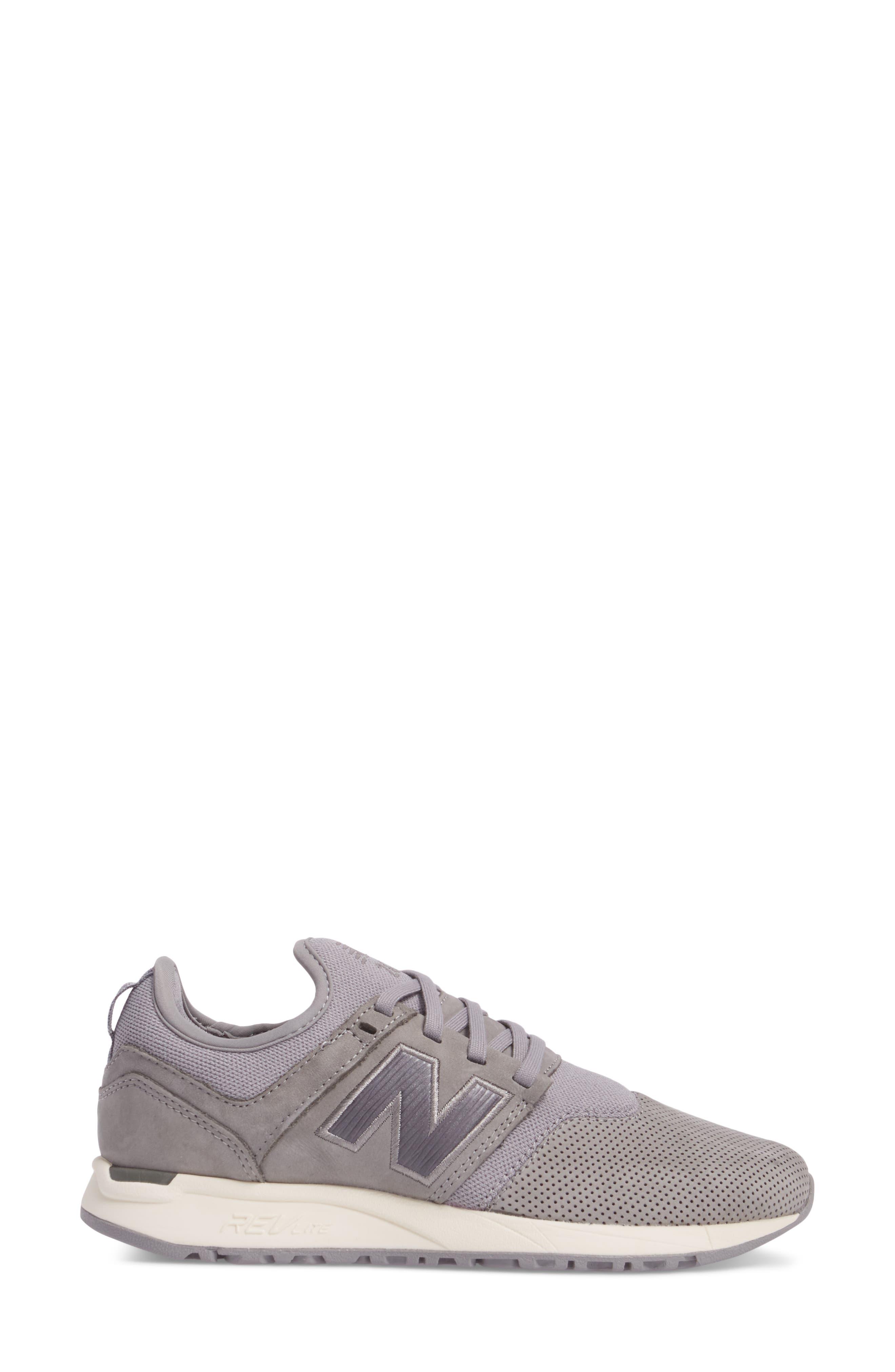 Sport Style 247 Sneaker,                             Alternate thumbnail 3, color,                             Marblehead