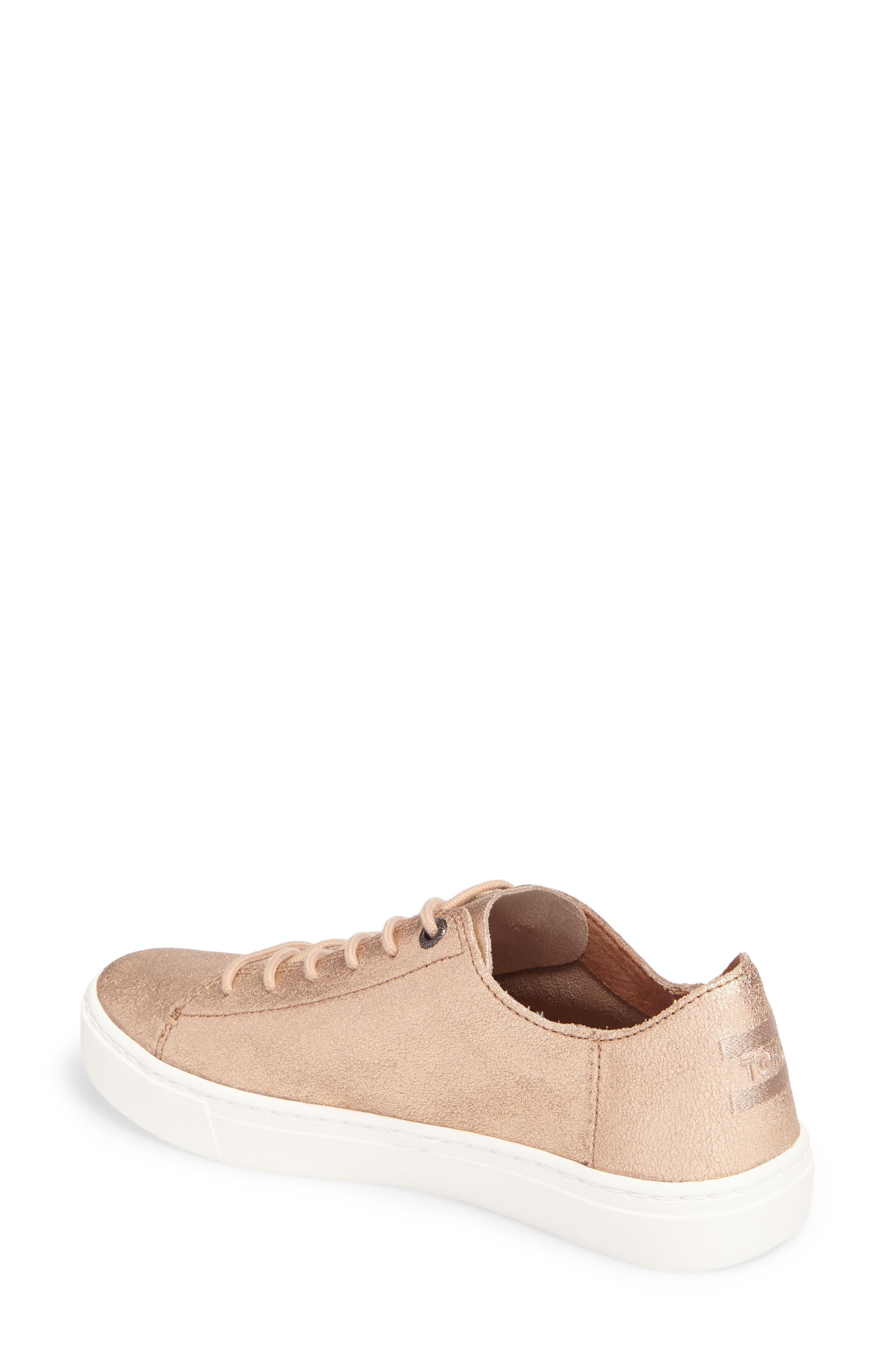 Alternate Image 2  - TOMS Lenox Sneaker (Women)