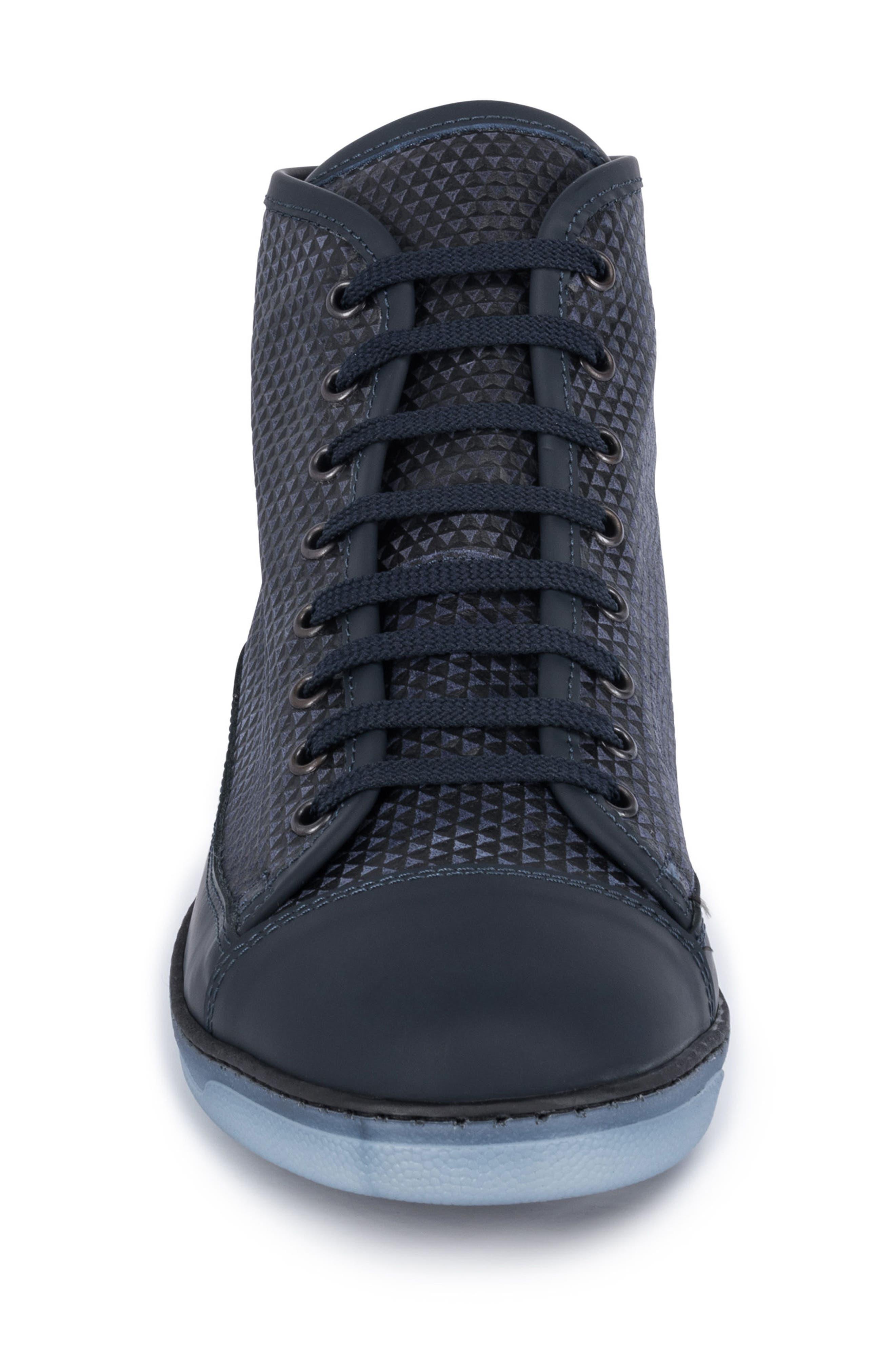 Alternate Image 4  - Bugatchi Treviso Sneaker (Men)